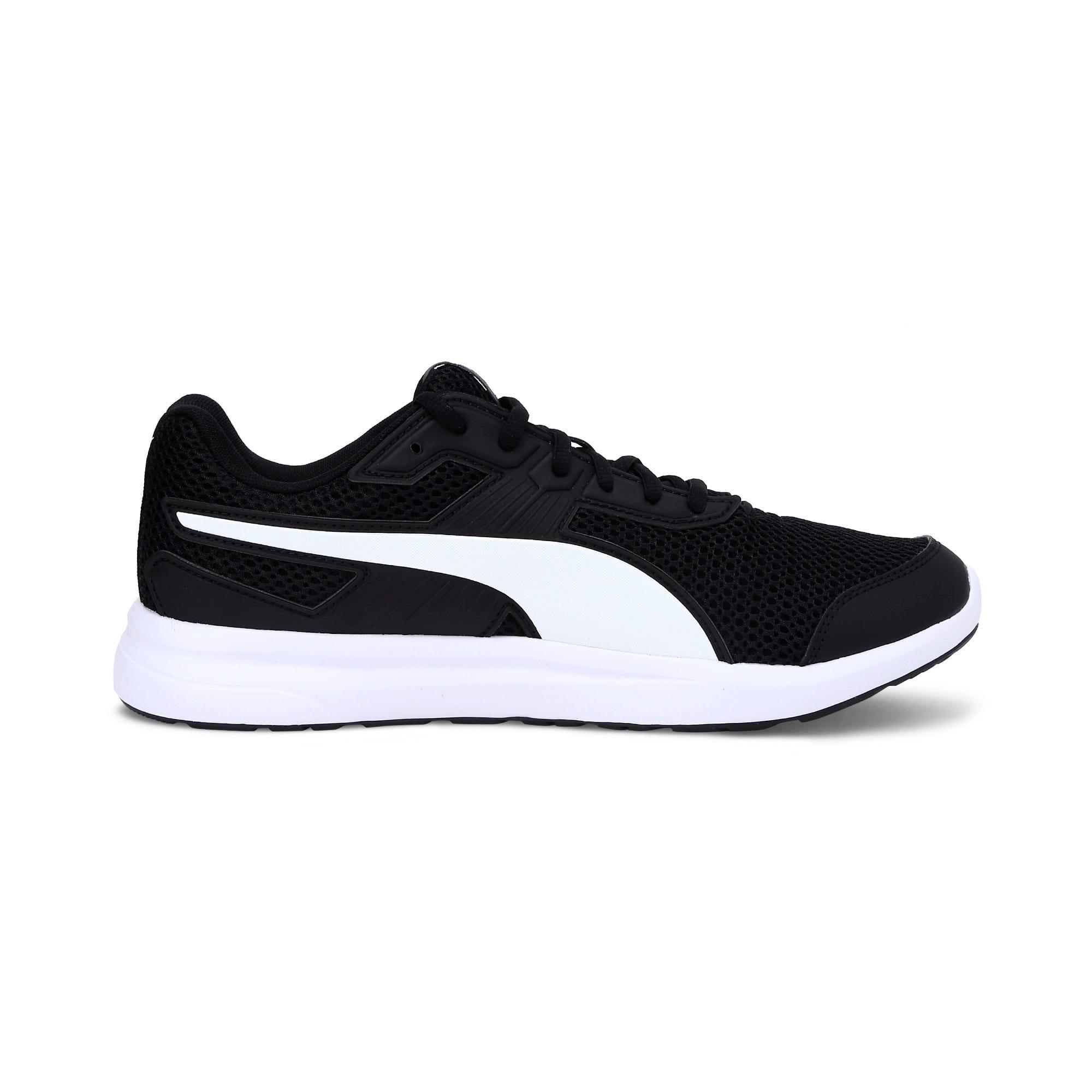 Thumbnail 5 of Escaper Training Shoes, Puma Black-Puma White, medium-IND