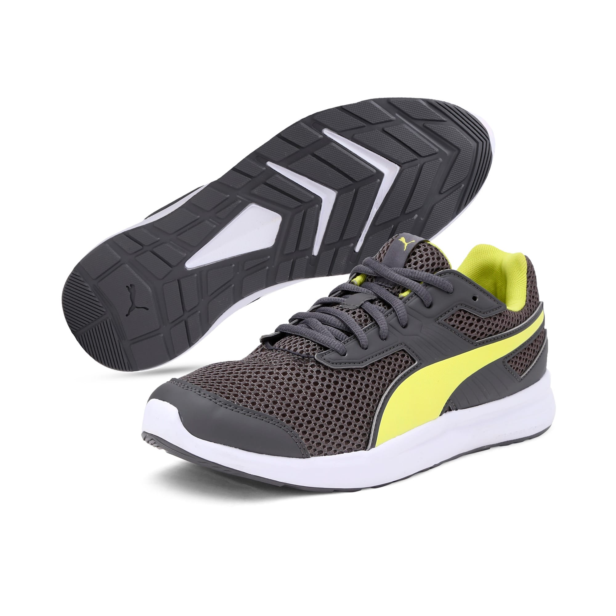Thumbnail 2 of Escaper Training Shoes, CASTLEROCK-Nrgy Yellow-White, medium-IND