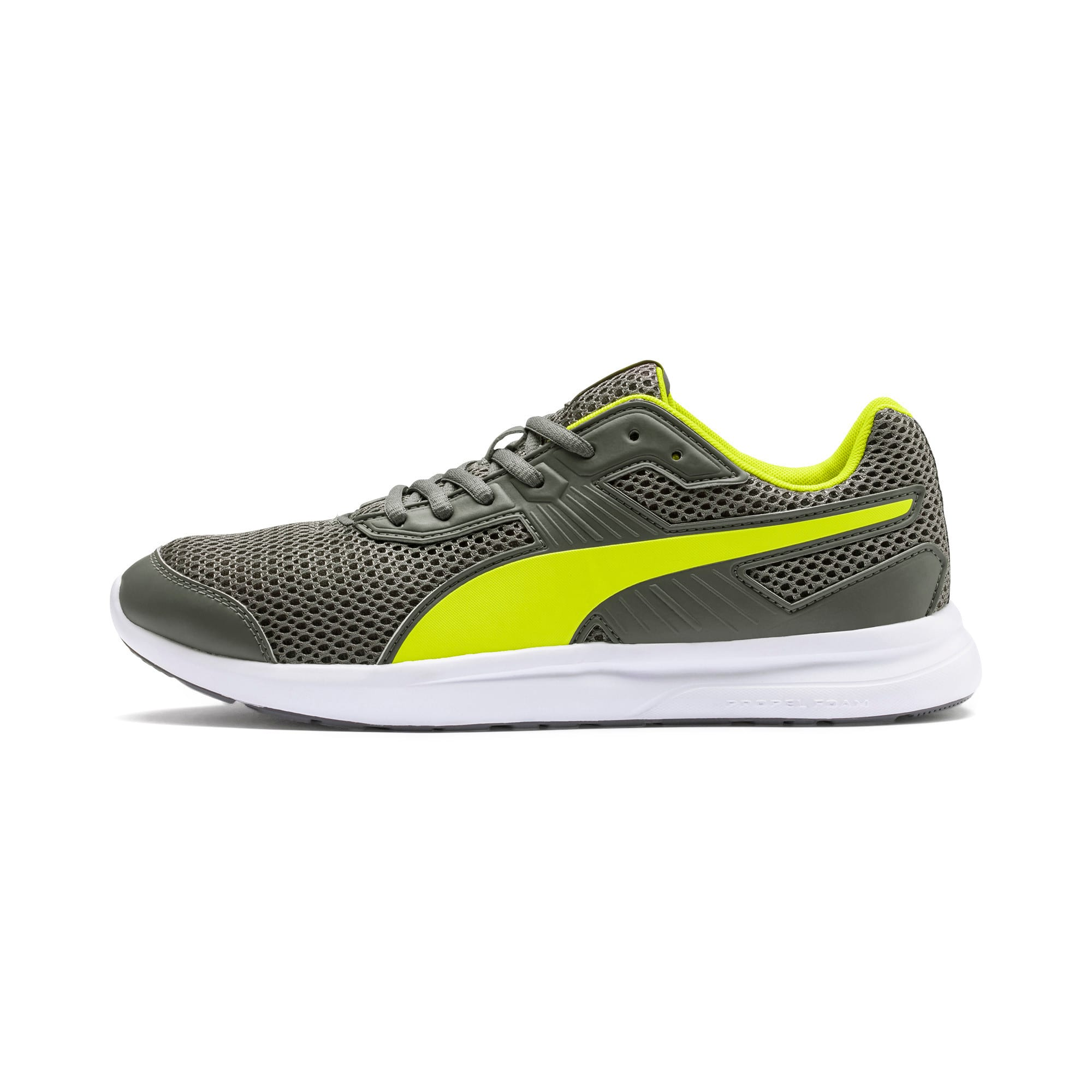 Thumbnail 1 of Escaper Training Shoes, CASTLEROCK-Nrgy Yellow-White, medium-IND