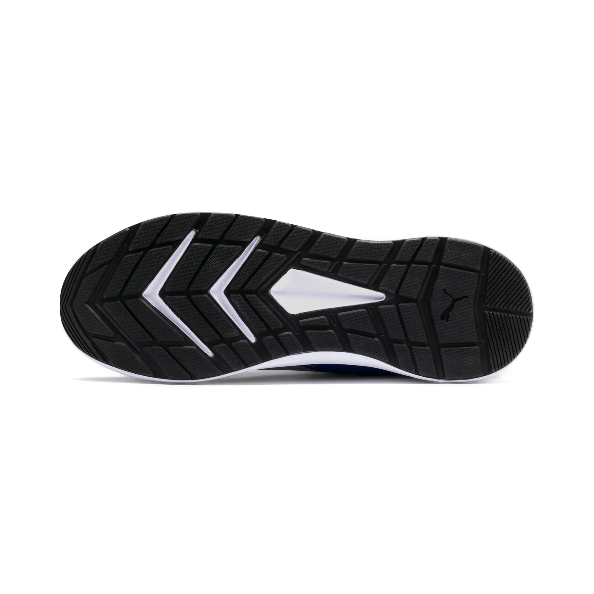 Thumbnail 4 of Escaper Training Shoes, Galaxy Blue-Silver-Red-White, medium-IND