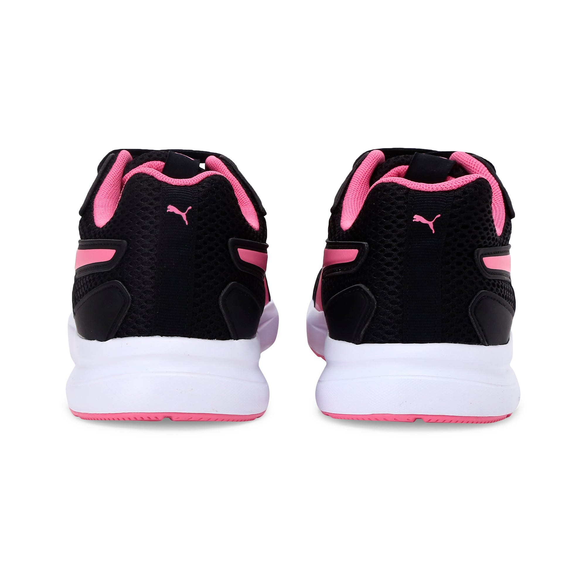 Thumbnail 5 of Escaper Training Shoes, Puma Black-Azalea Pink-White, medium-IND
