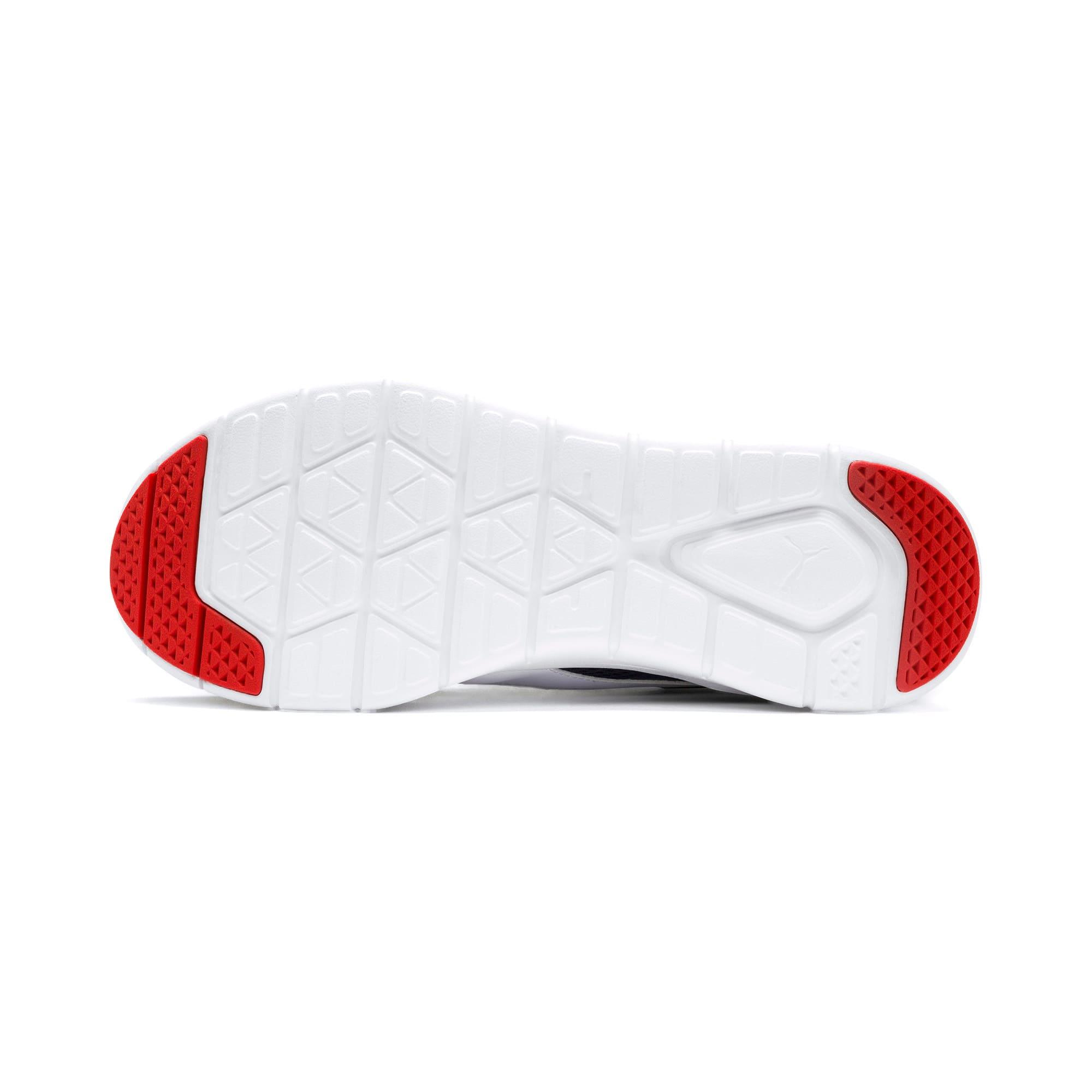 Thumbnail 5 of Flex Essential Training Shoes, Peacoat-P.White-Hi. Risk Red, medium-IND