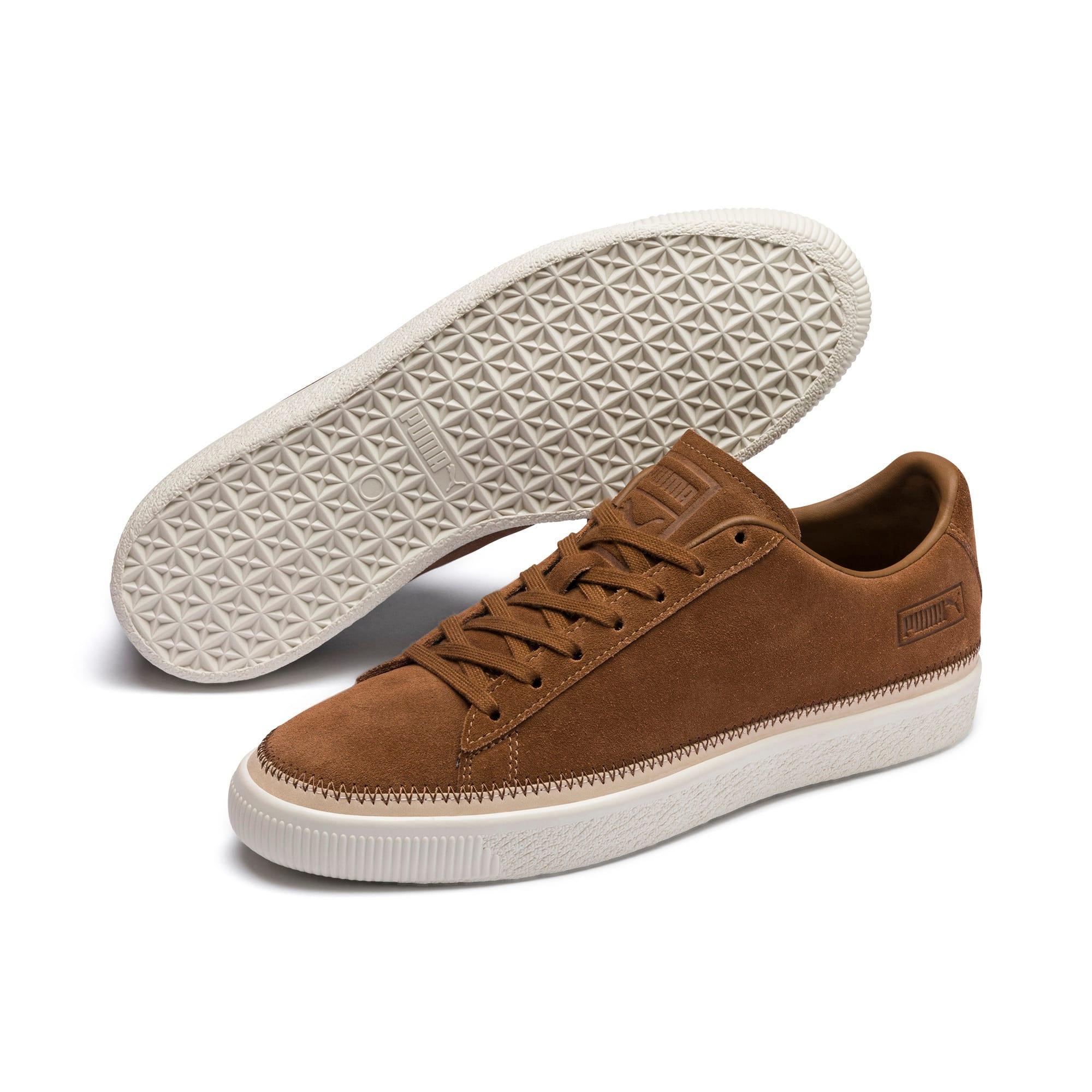 Miniatura 3 de Zapatos deportivos Suede Trim PRM, Dachsund-Whisper White, mediano
