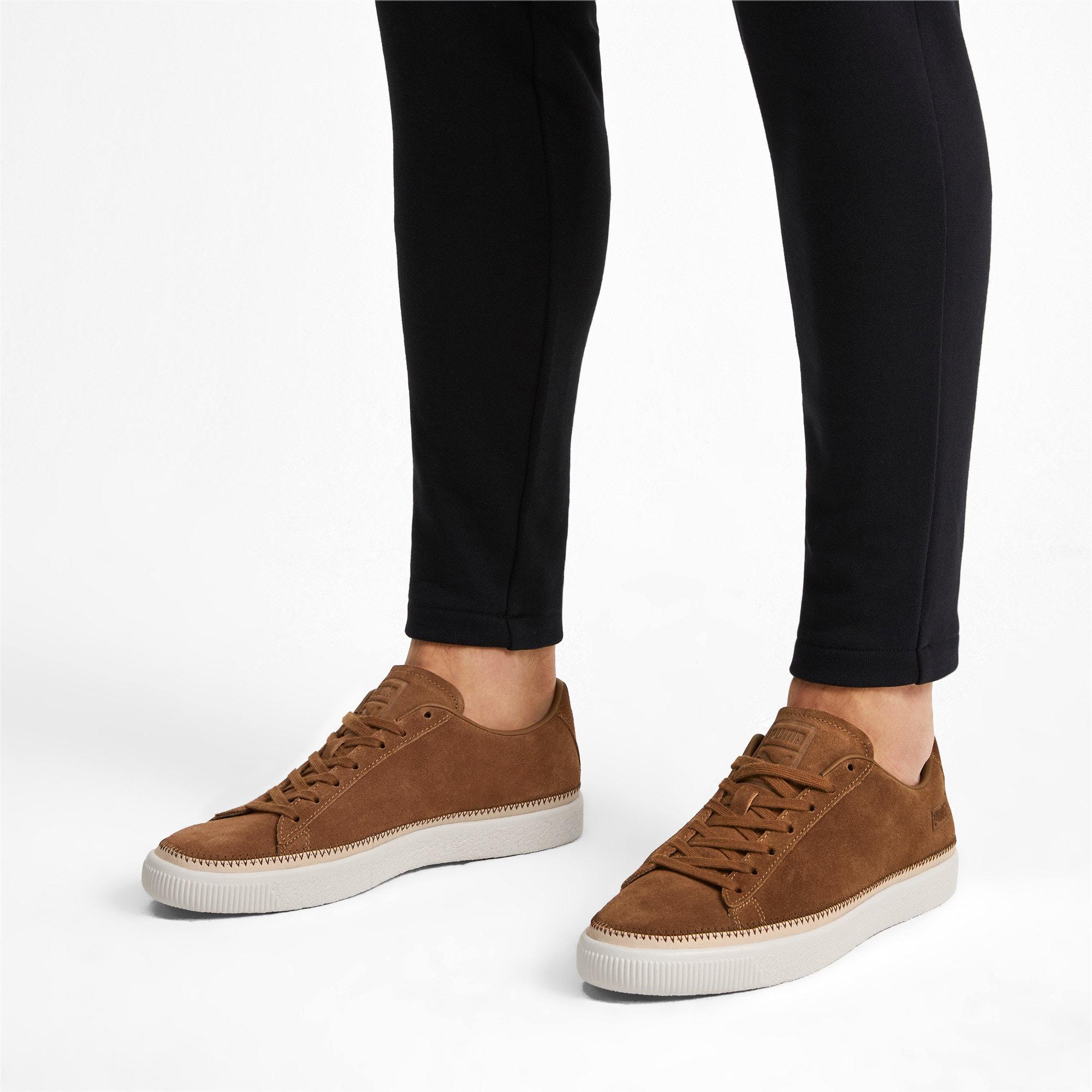 Miniatura 2 de Zapatos deportivos Suede Trim PRM, Dachsund-Whisper White, mediano