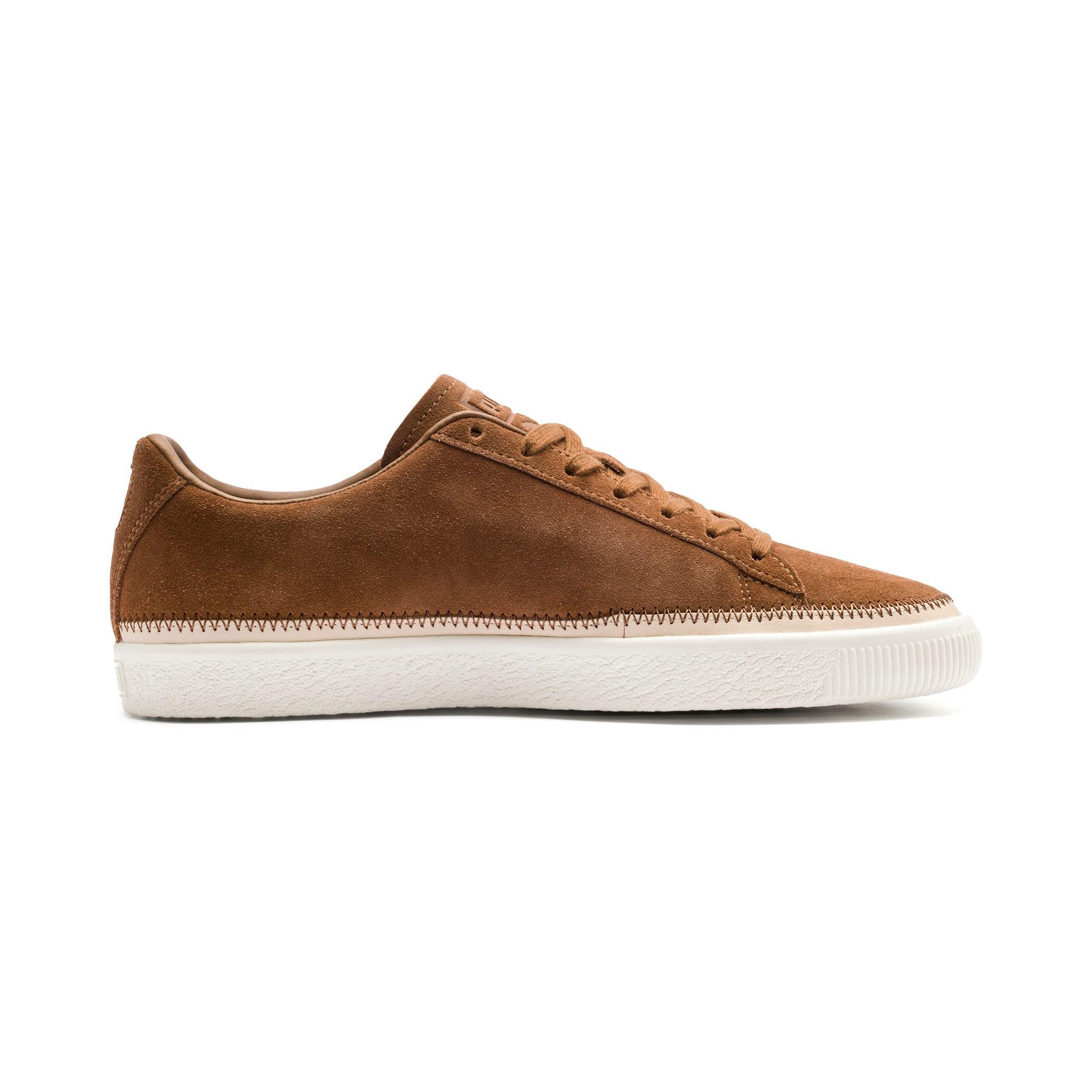Miniatura 6 de Zapatos deportivos Suede Trim PRM, Dachsund-Whisper White, mediano