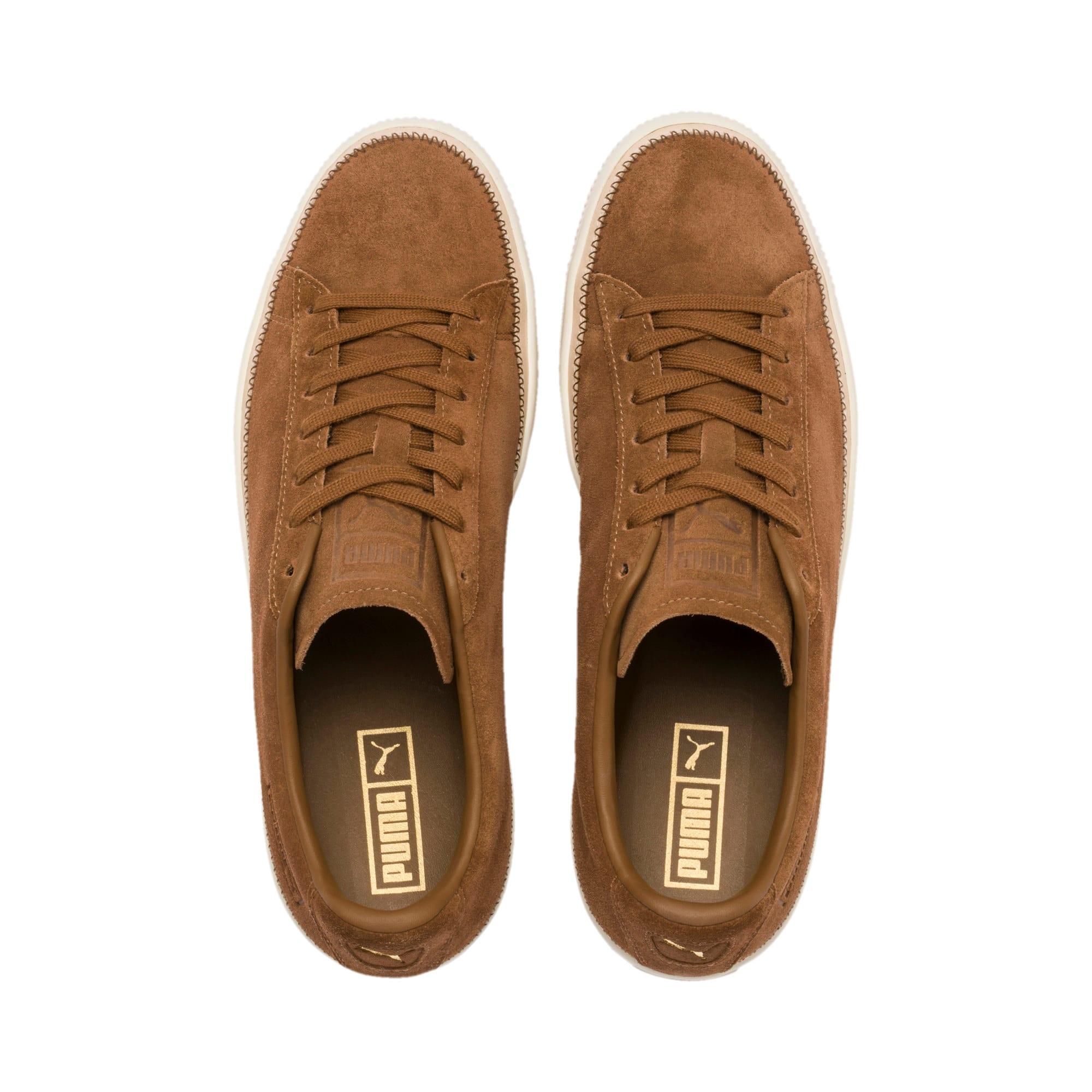 Miniatura 7 de Zapatos deportivos Suede Trim PRM, Dachsund-Whisper White, mediano