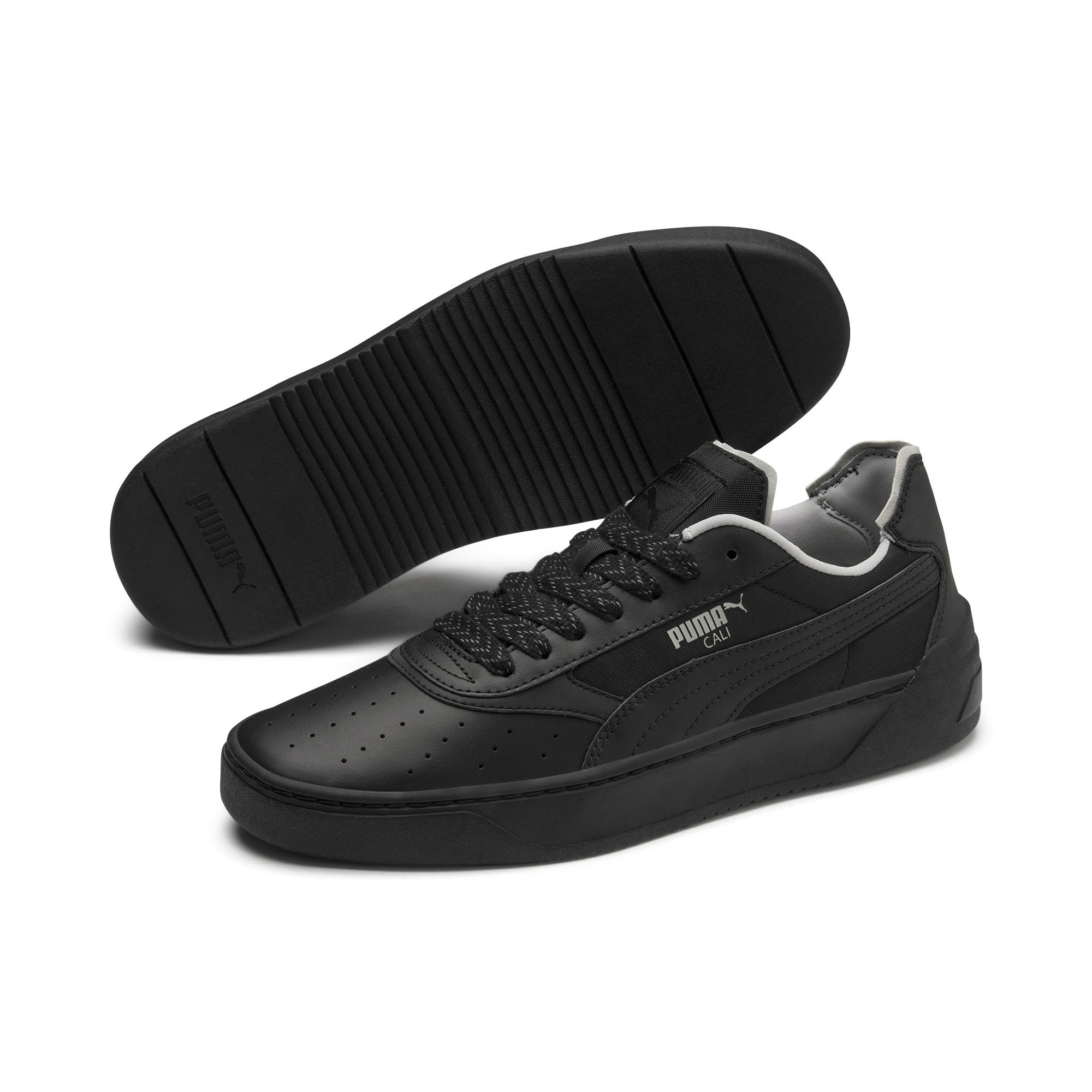Thumbnail 3 van Cali-0 Shadow sportschoenen, Puma Blk-Puma Blk-High Rise, medium