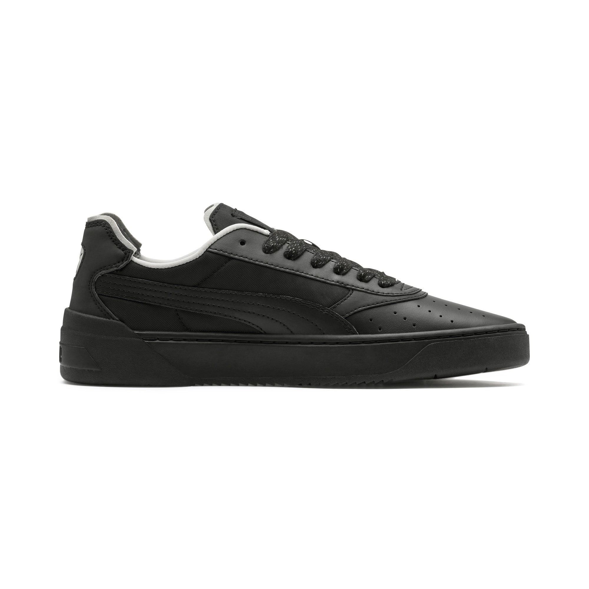 Thumbnail 6 van Cali-0 Shadow sportschoenen, Puma Blk-Puma Blk-High Rise, medium