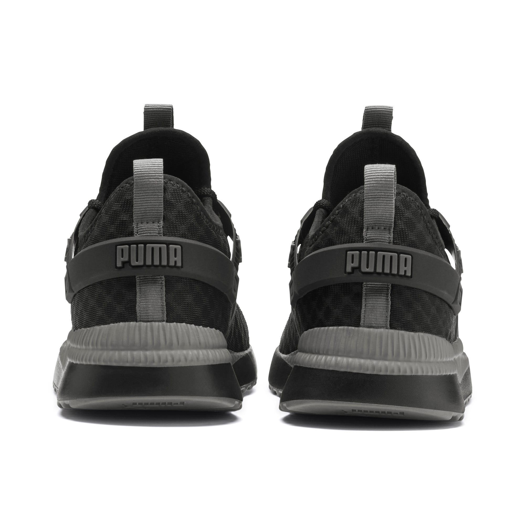 Thumbnail 4 of Chaussure de course Pacer Next Excel, Puma Black-Charcoal Gray, medium