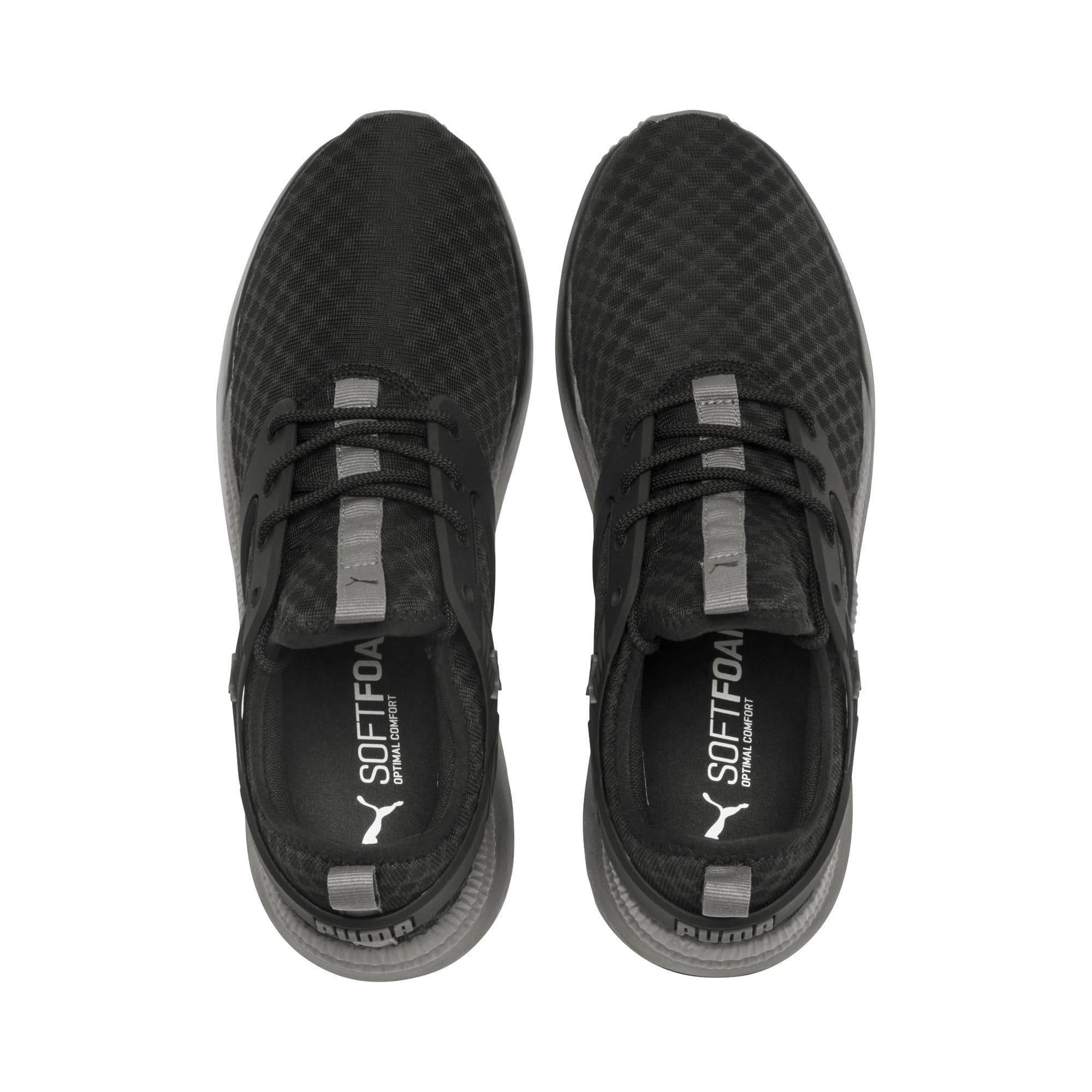 Thumbnail 7 of Chaussure de course Pacer Next Excel, Puma Black-Charcoal Gray, medium