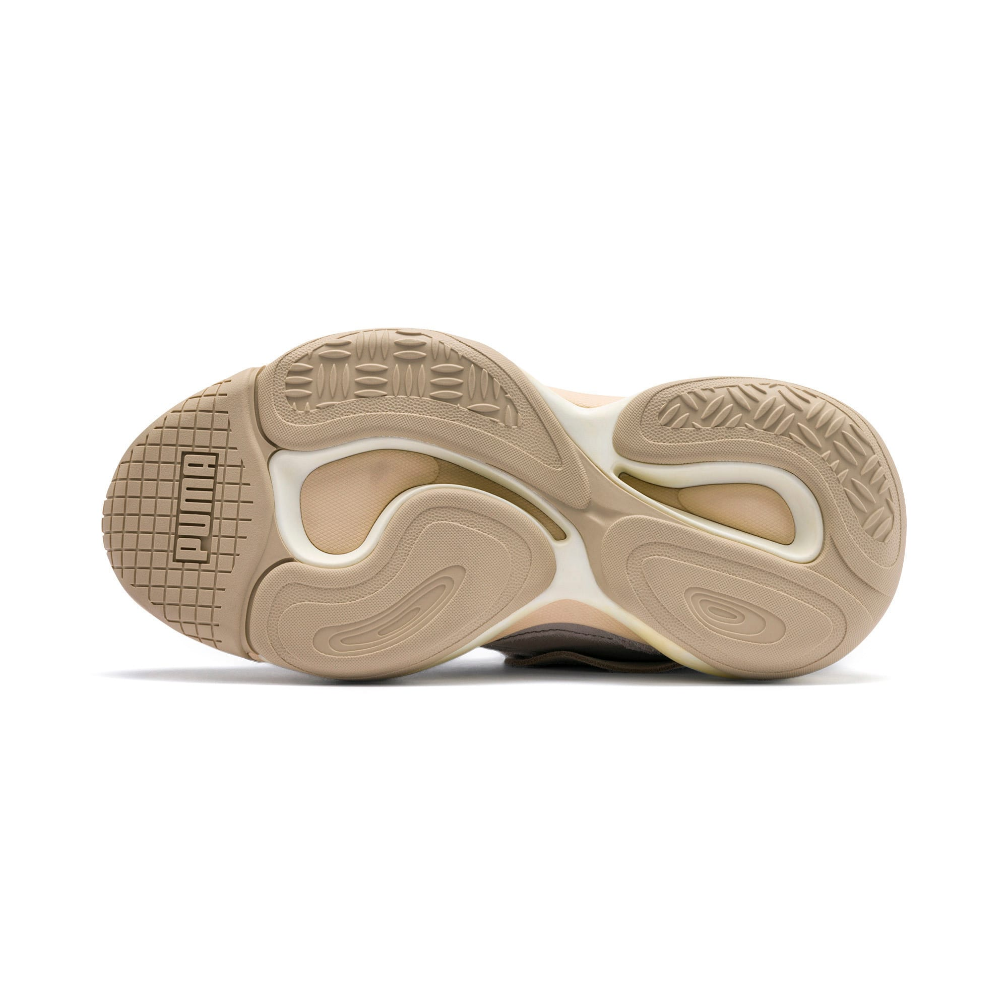 Thumbnail 4 of PUMA x RHUDE Alteration Sneakers, Chinchilla-Whisper White, medium