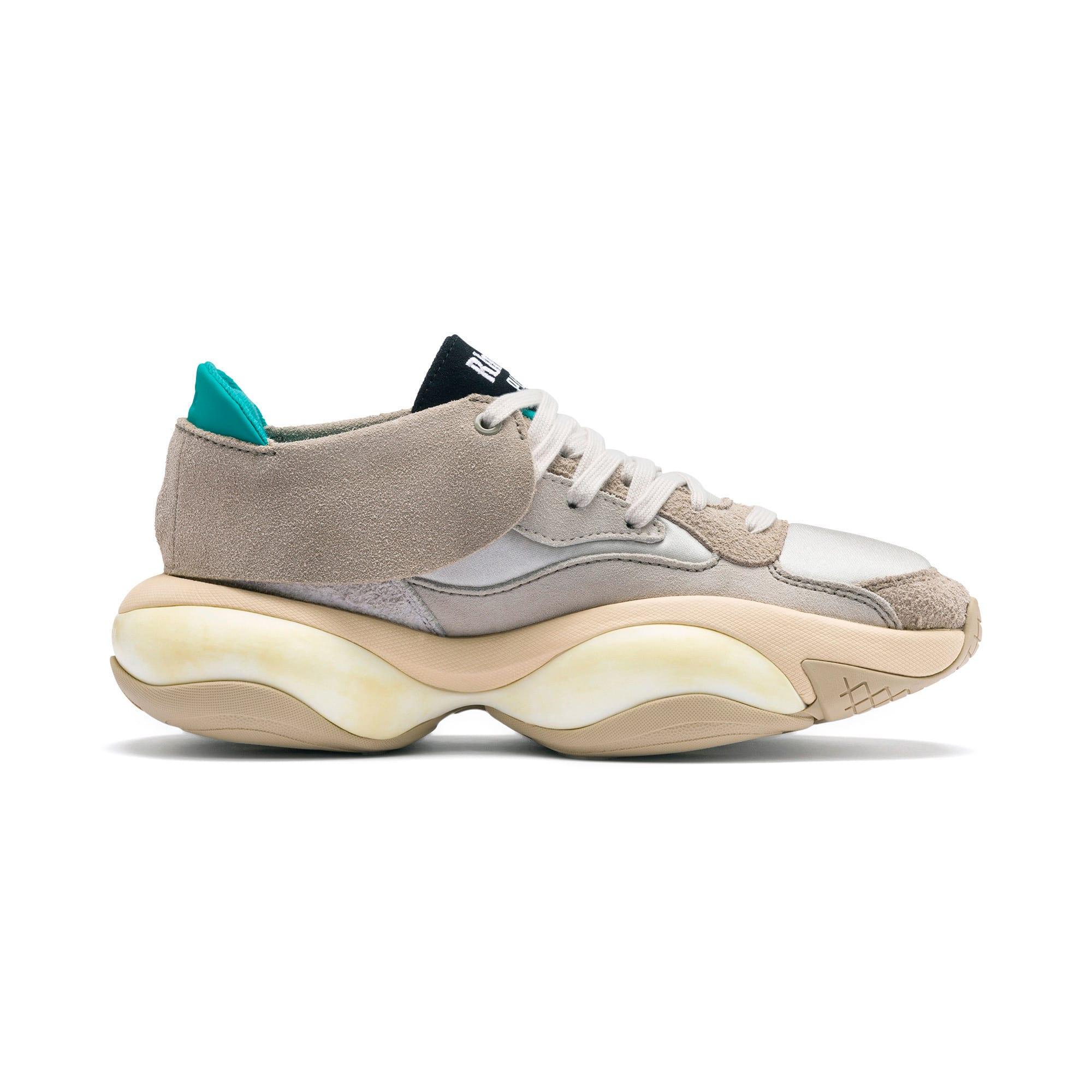 Thumbnail 5 of PUMA x RHUDE Alteration Sneakers, Chinchilla-Whisper White, medium
