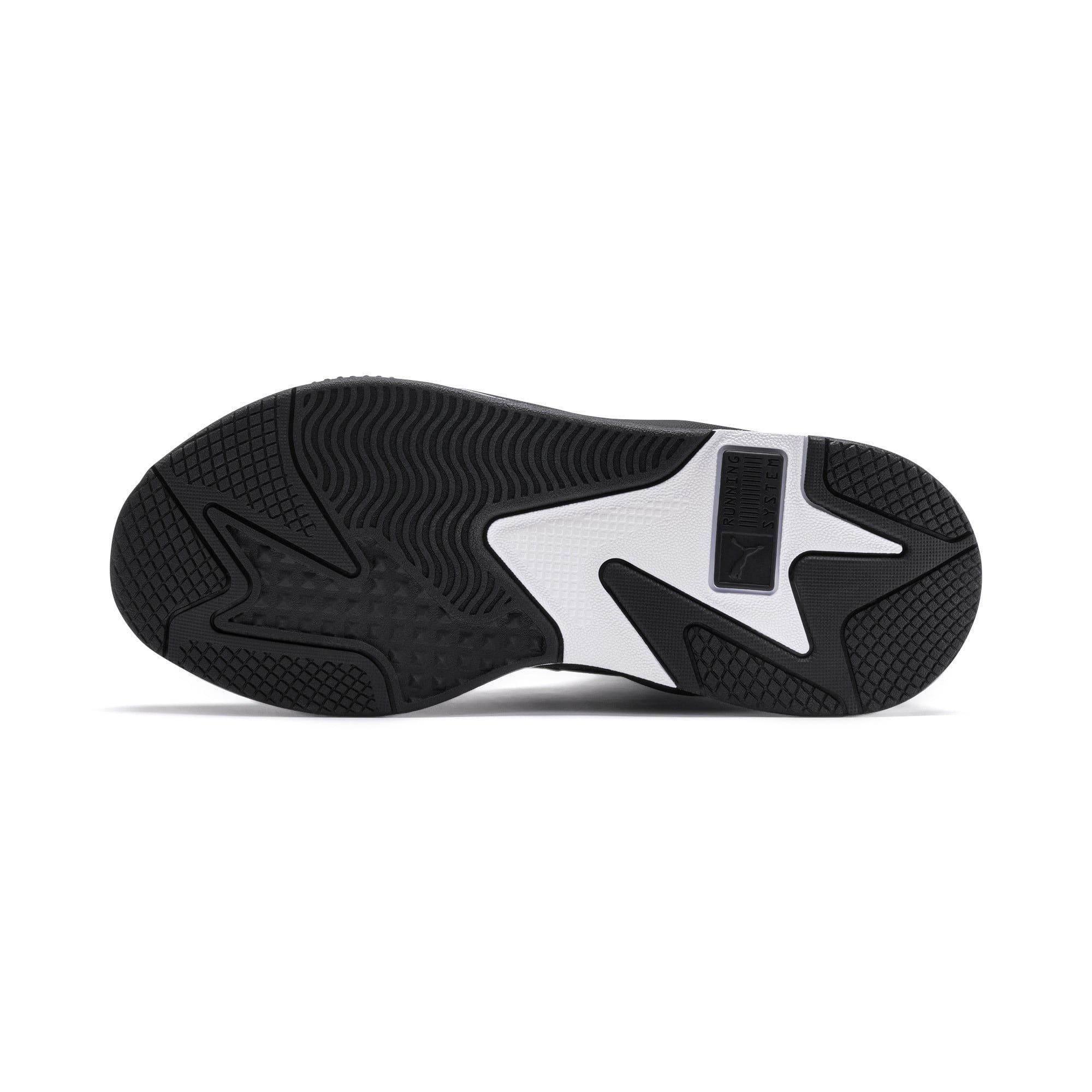 Thumbnail 5 van PUMA x LES BENJAMINS RS-X Mid sportschoenen, Puma Black, medium