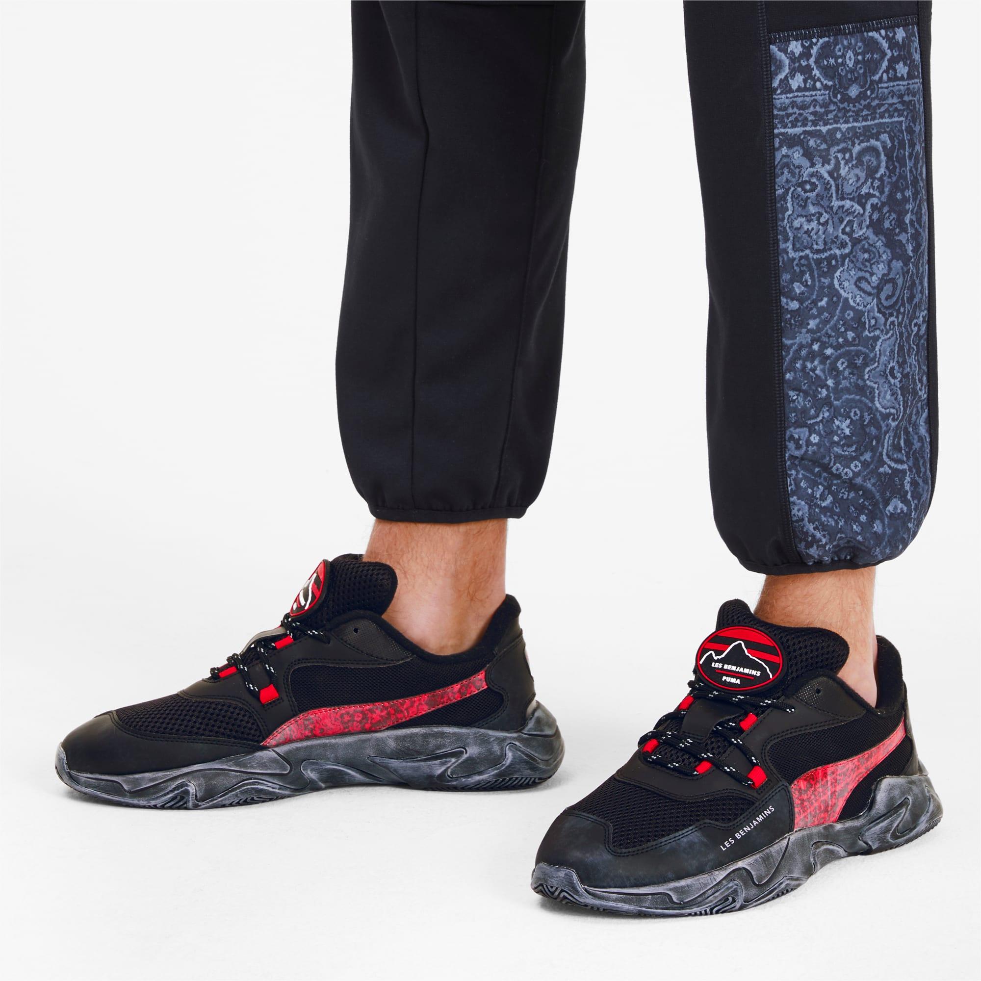PUMA Men's Rs 0 Les Benjamins Sneaker
