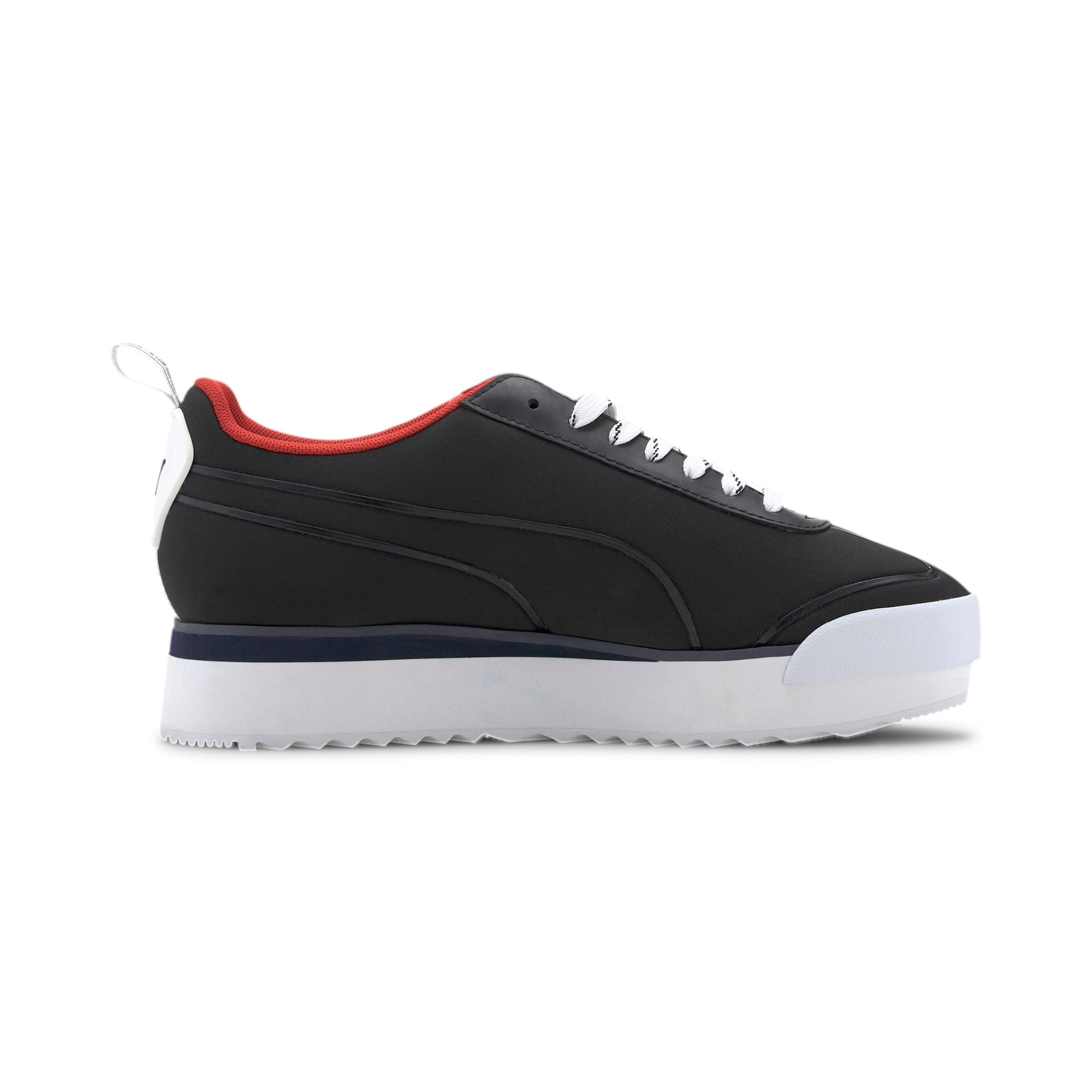 Thumbnail 6 of PUMA x KARL LAGERFELD Roma Amor Women's Trainers, Puma Black-Puma Black, medium