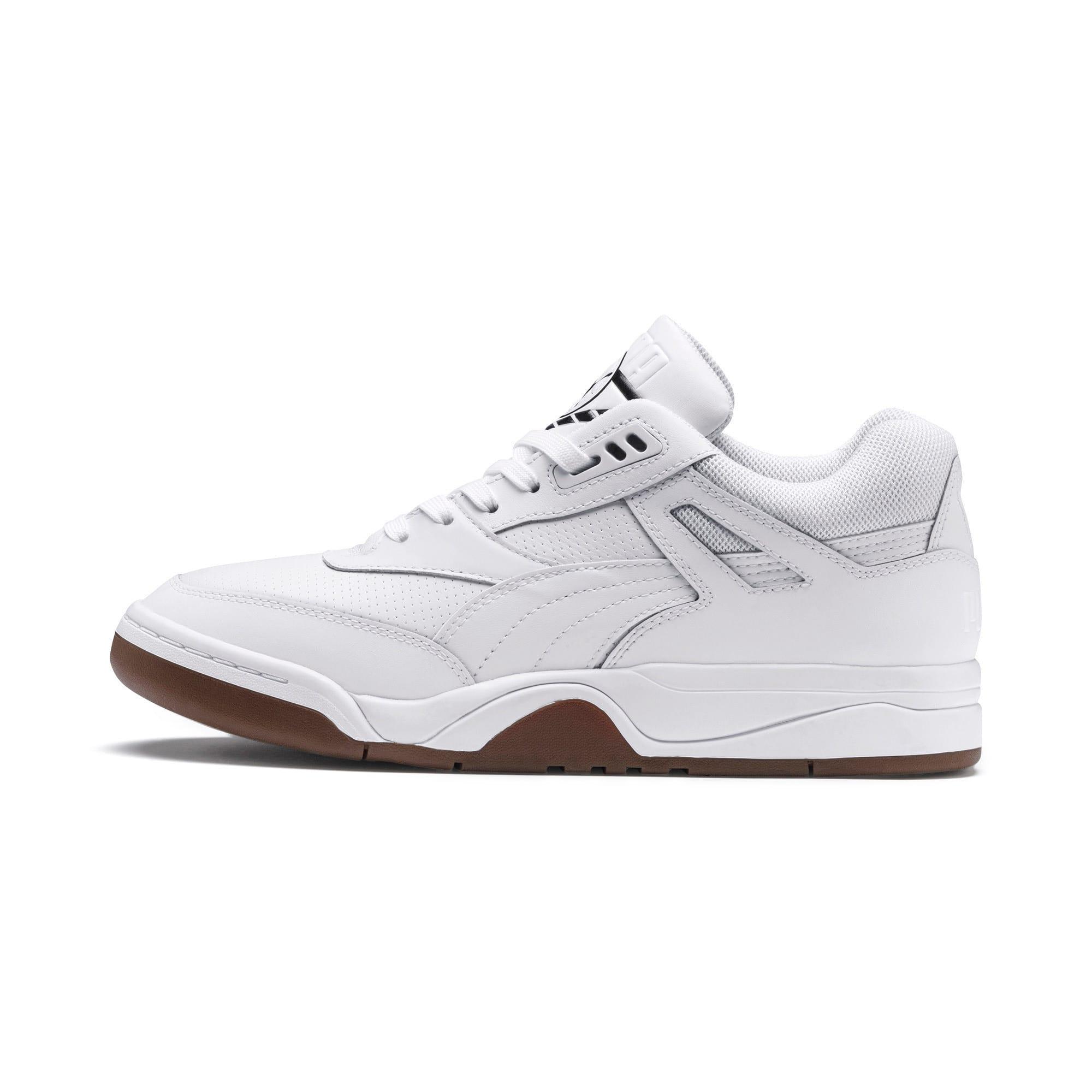 Thumbnail 1 of Palace Guard Sneakers, Puma White-Puma White-Gum, medium