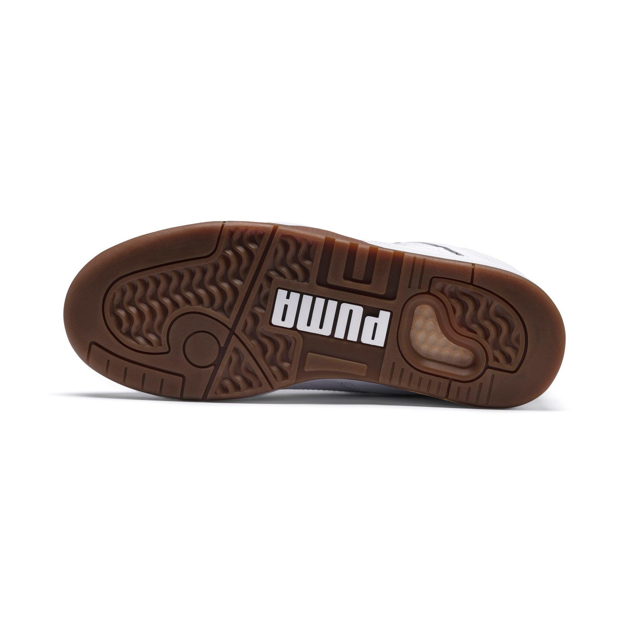 Thumbnail 4 of Palace Guard Sneakers, Puma White-Puma White-Gum, medium