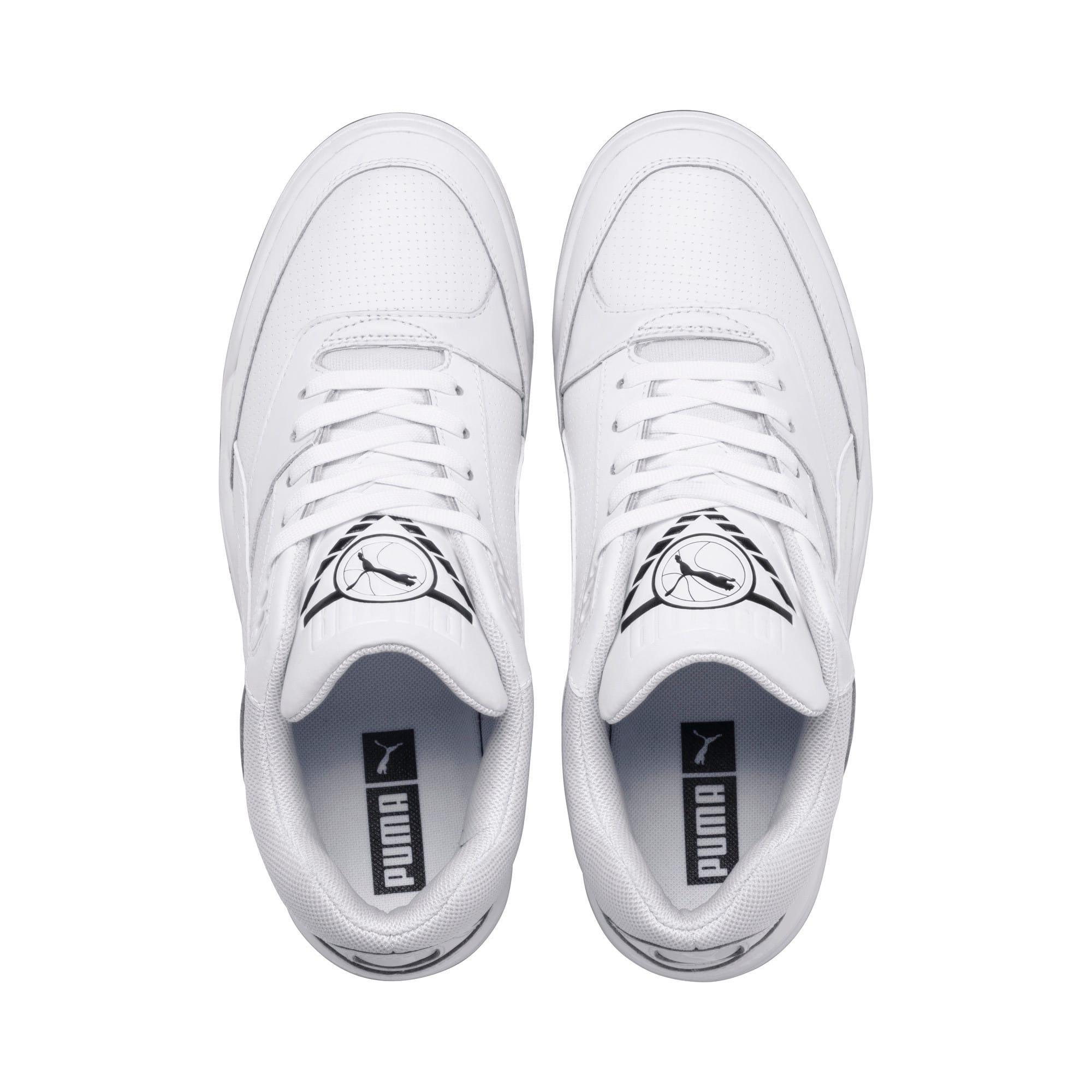 Thumbnail 6 of Palace Guard Sneakers, Puma White-Puma White-Gum, medium
