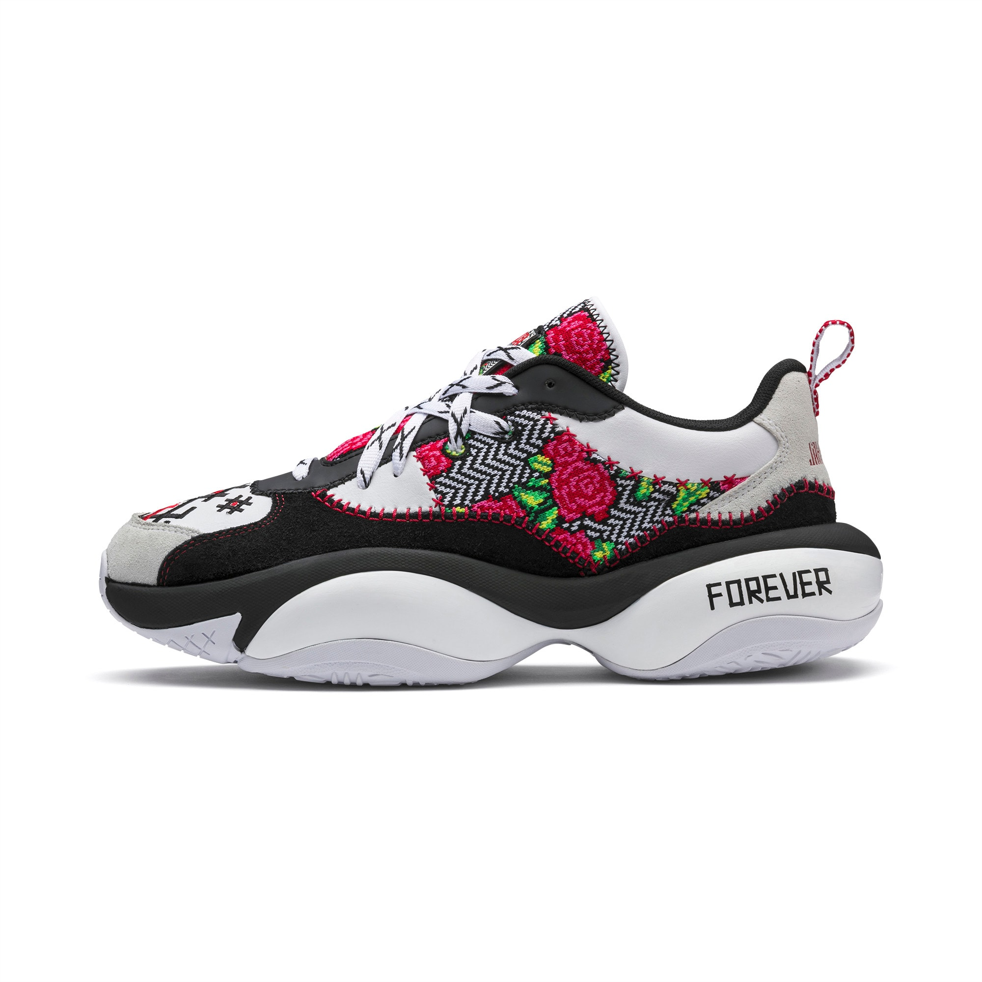 PUMA x JAHNKOY Alteration Sneakers