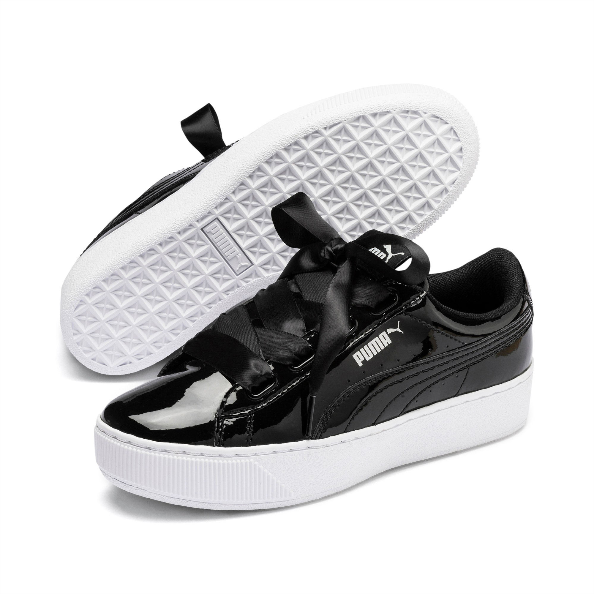 Sneakers PUMA Cali Patent Jr Puma BlackPuma Black