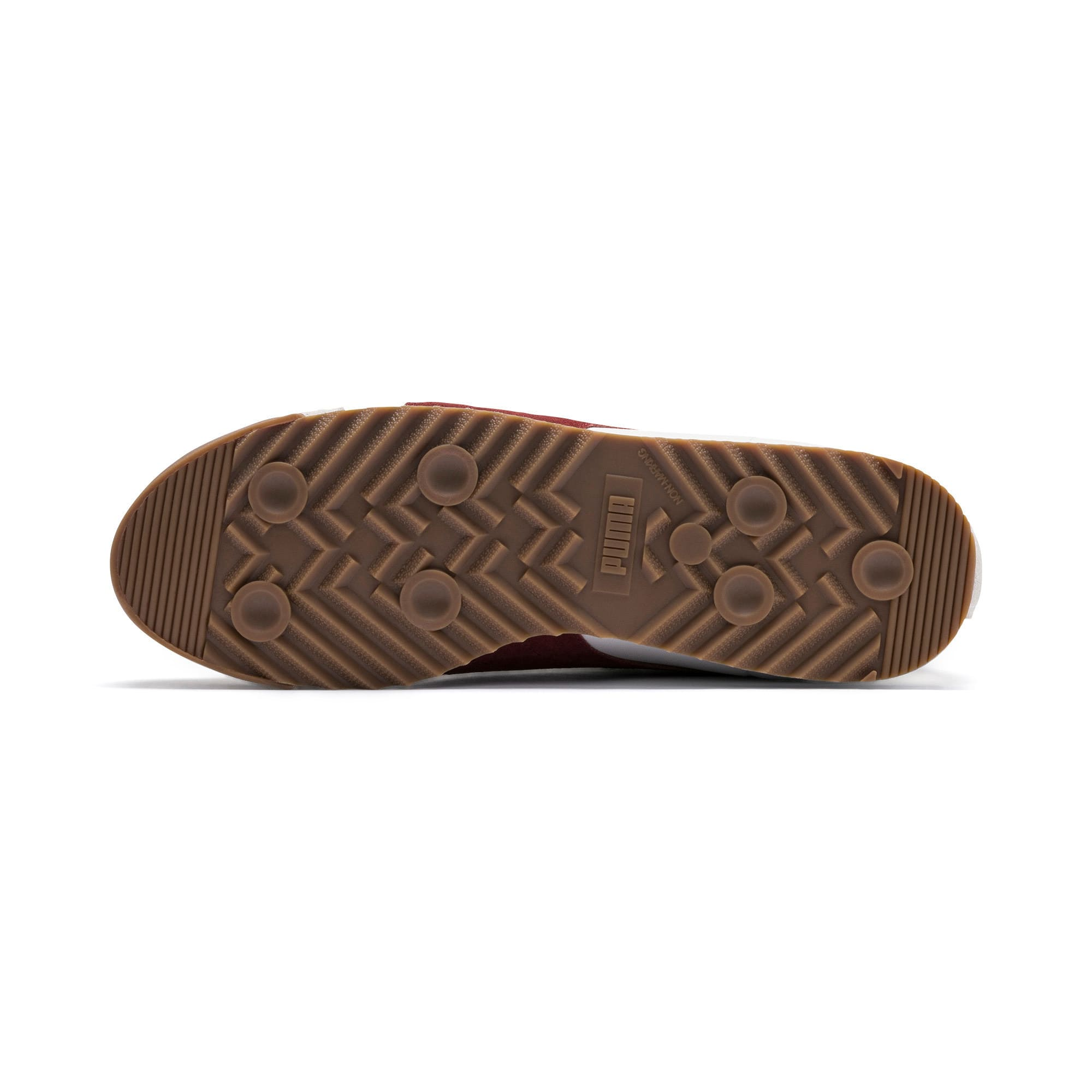 Thumbnail 6 of PUMA x TYAKASHA Roma Sneakers, Marshmallow-Fired Brick, medium