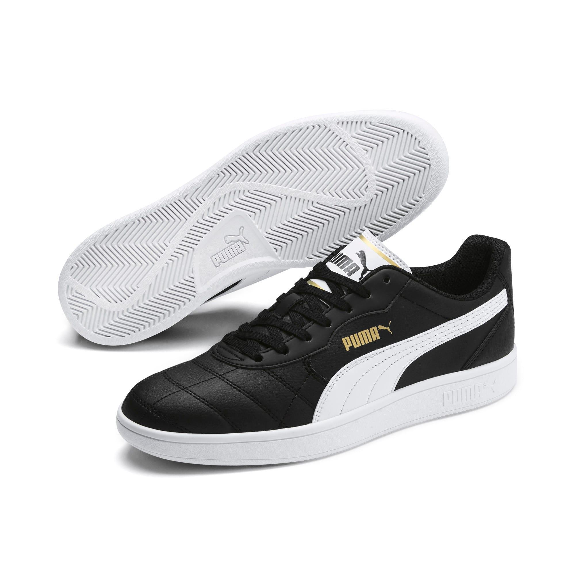 Thumbnail 3 of Astro Kick SL sportschoenen, Puma Black-Gold-Puma White, medium
