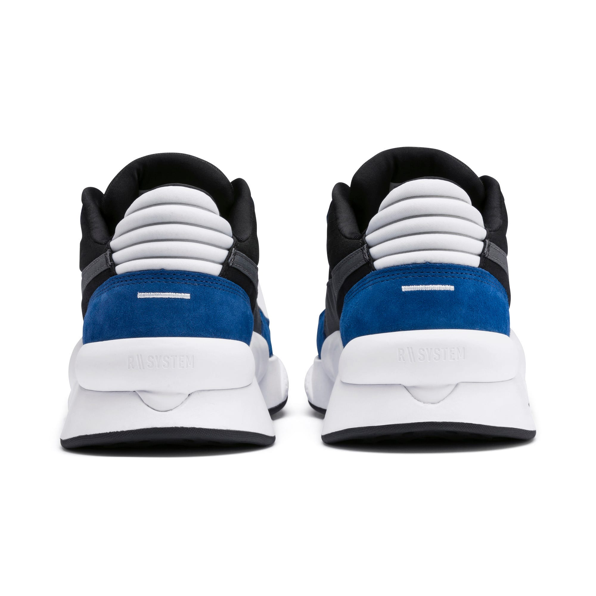 Thumbnail 3 of RS 9.8 Space Sneakers, Puma Black-Galaxy Blue, medium