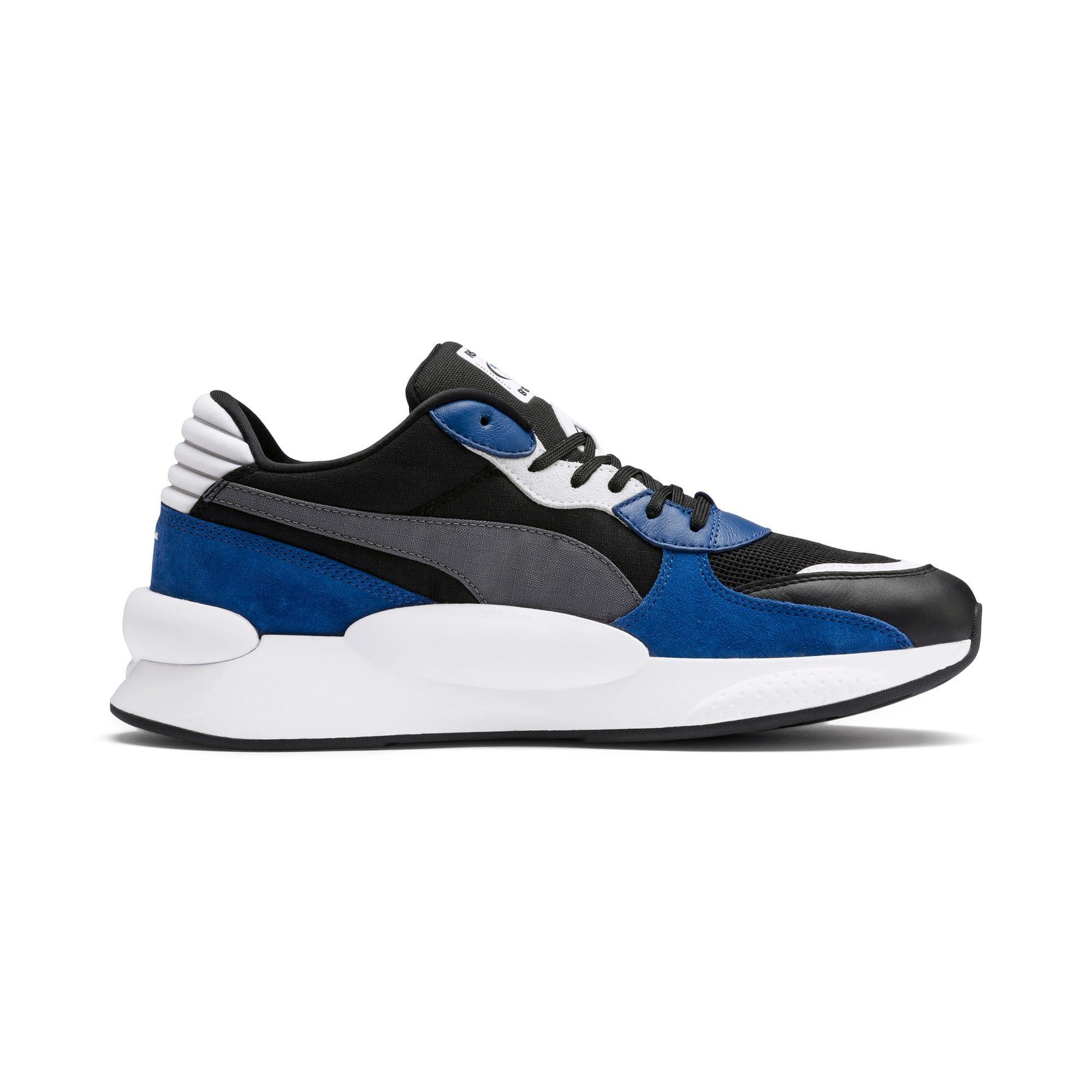 Thumbnail 5 of RS 9.8 Space Sneakers, Puma Black-Galaxy Blue, medium