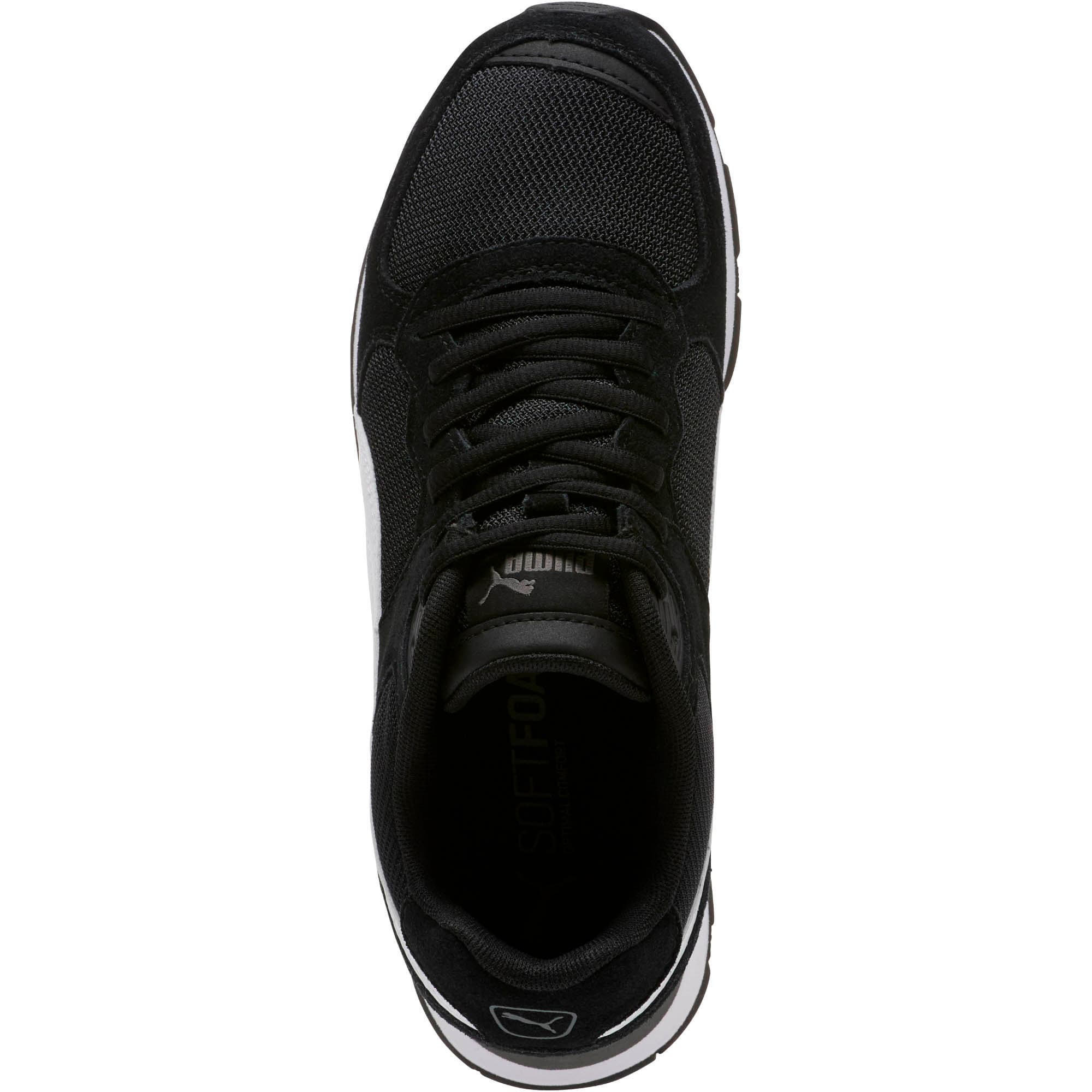 Thumbnail 5 of Vista Women's Sneakers, Black-White-Charcoal Gray, medium