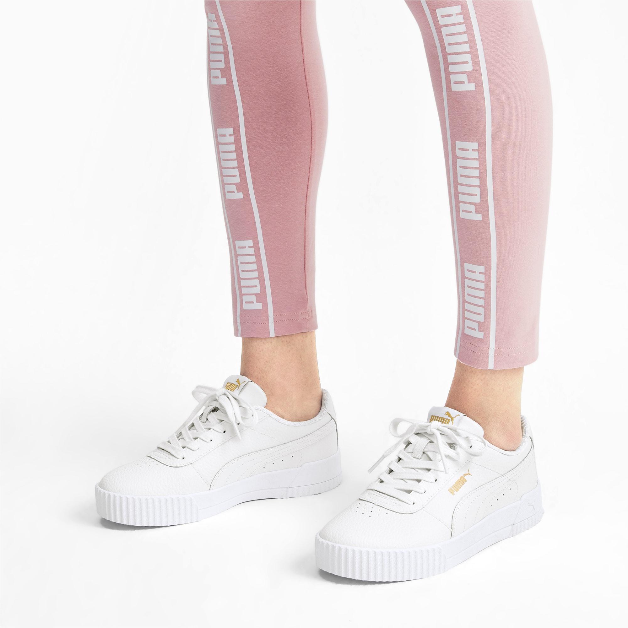 Women Carina Sneaker Women's White in 2020   White puma