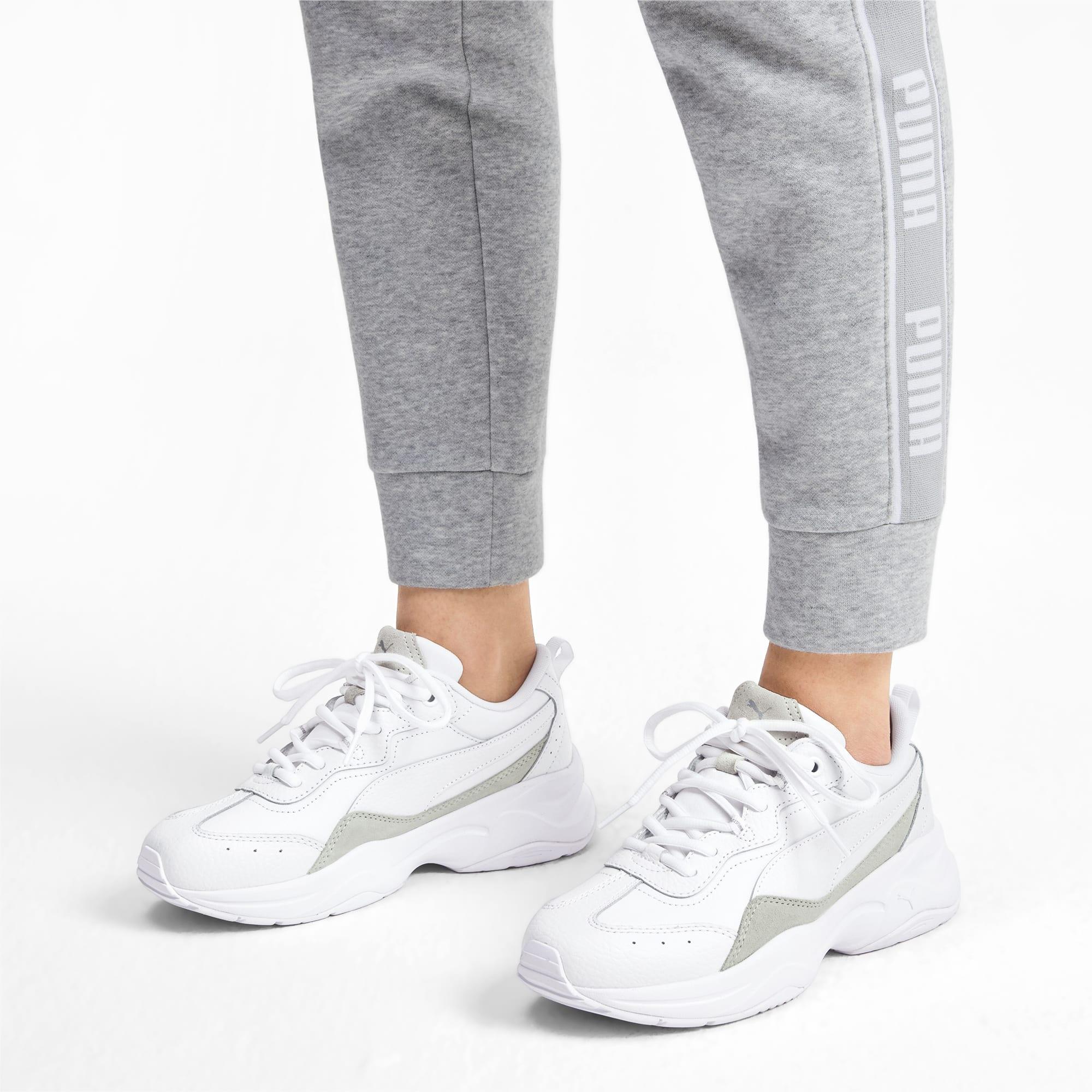 Cilia Lux Damen Trainingsschuhe | Puma White Puma White