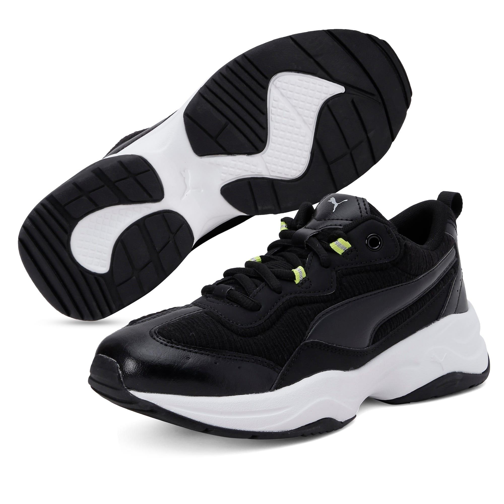 Thumbnail 4 of Cilia Shift Women's Training Shoes, Black-Nrgy Yellow-Silver-Wht, medium-IND
