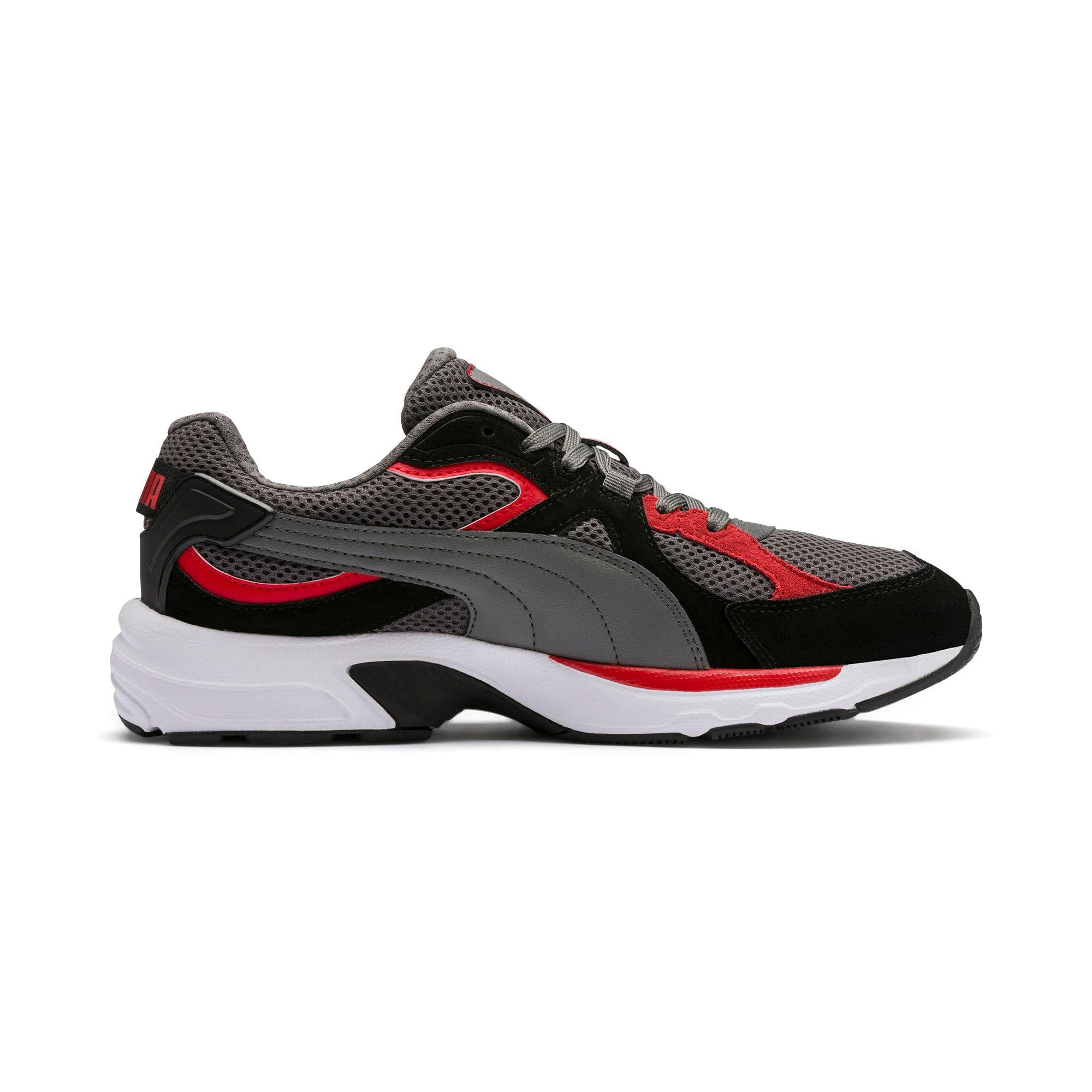 Thumbnail 6 of Axis Plus SD sneakers, CASTLEROCK-Black-Red-White, medium