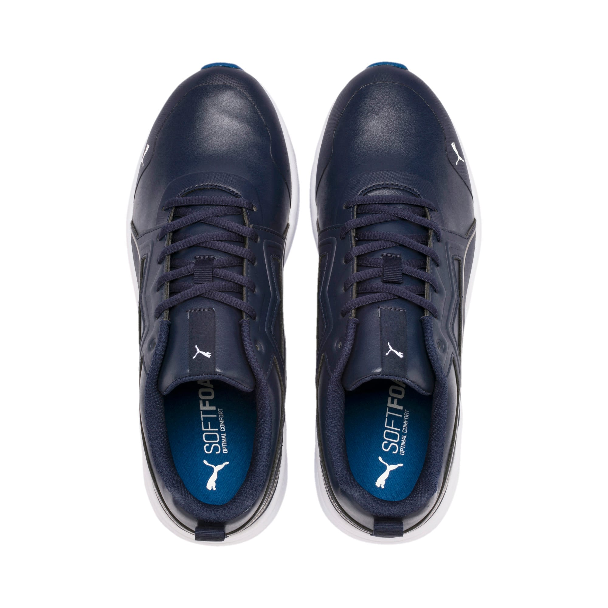 Thumbnail 8 of Pure Jogger SL Trainers, Peacoat-Silver-White-Blue, medium-IND