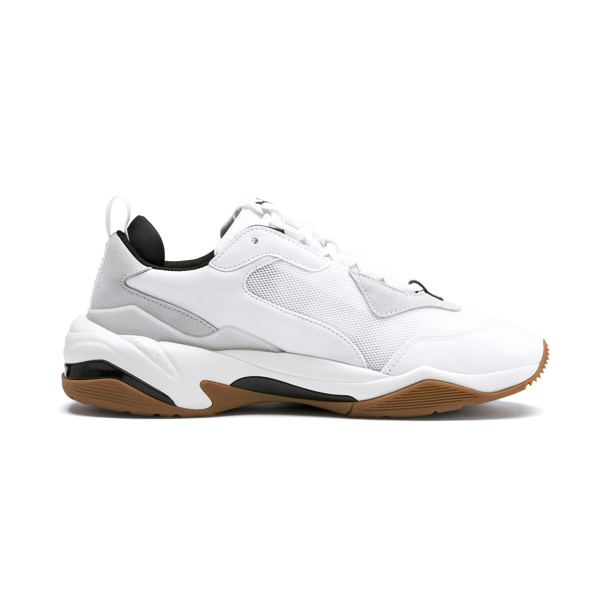 Thumbnail 6 of Thunder Fashion 2.0 sportschoenen, Puma White-Whisper White, medium