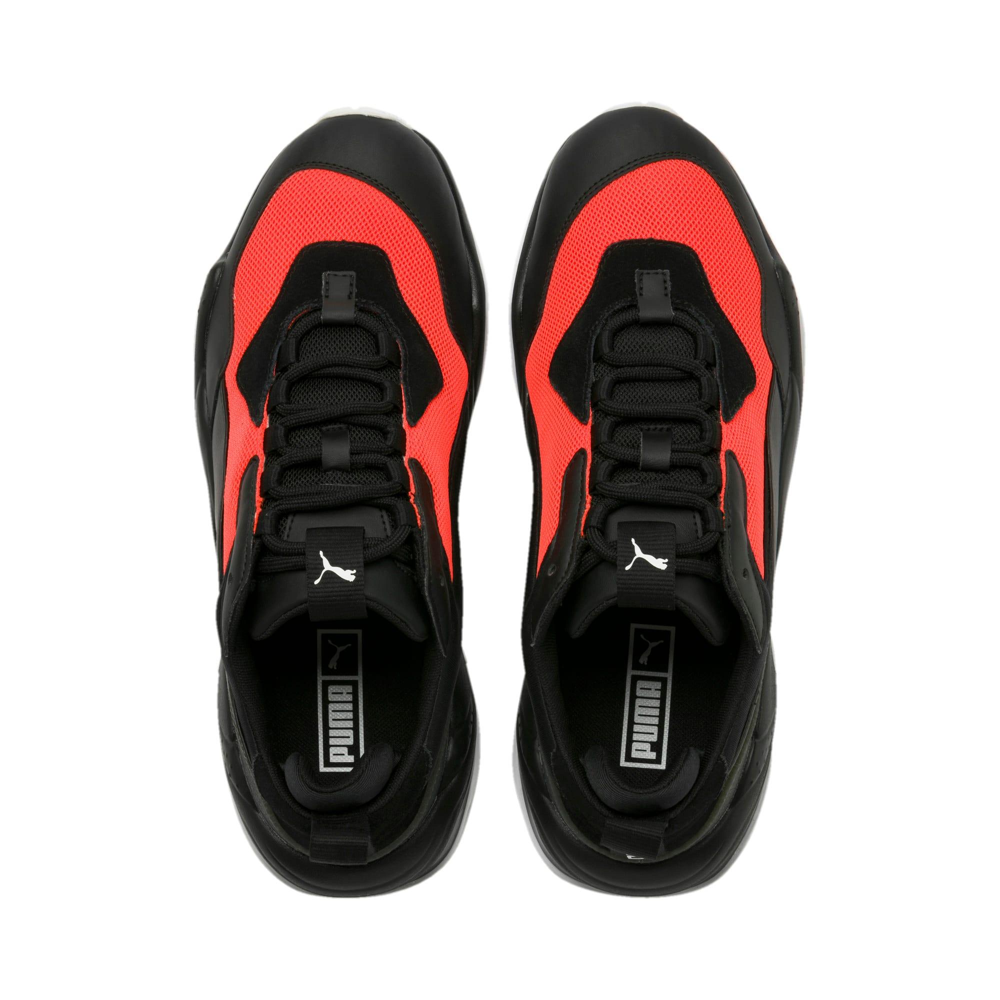 Thumbnail 7 of Thunder Fashion 2.0 sportschoenen, Puma Black-Nrgy Red, medium