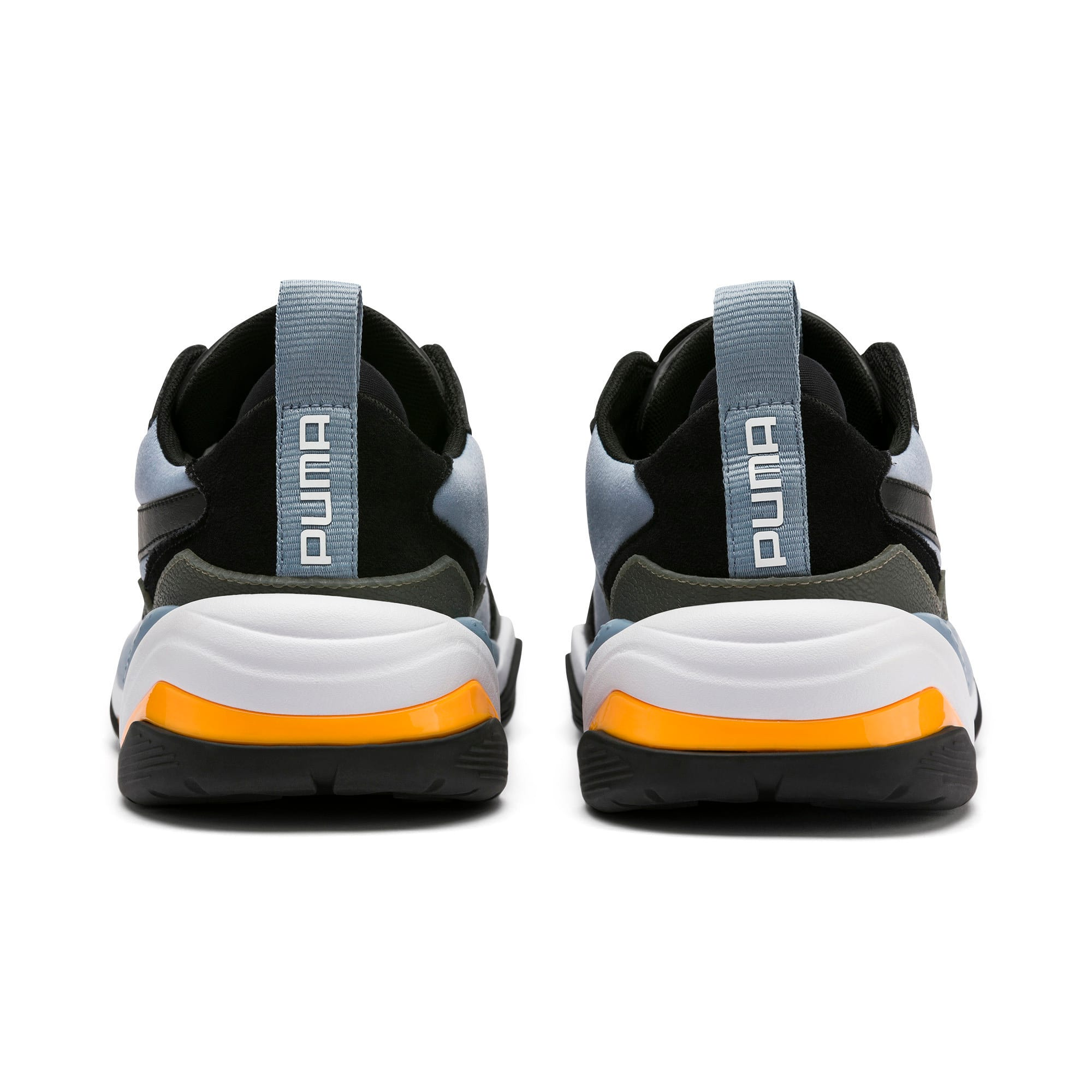 Thumbnail 4 of Thunder Fashion 2.0 sportschoenen, P Black-Faded Denim-P White, medium