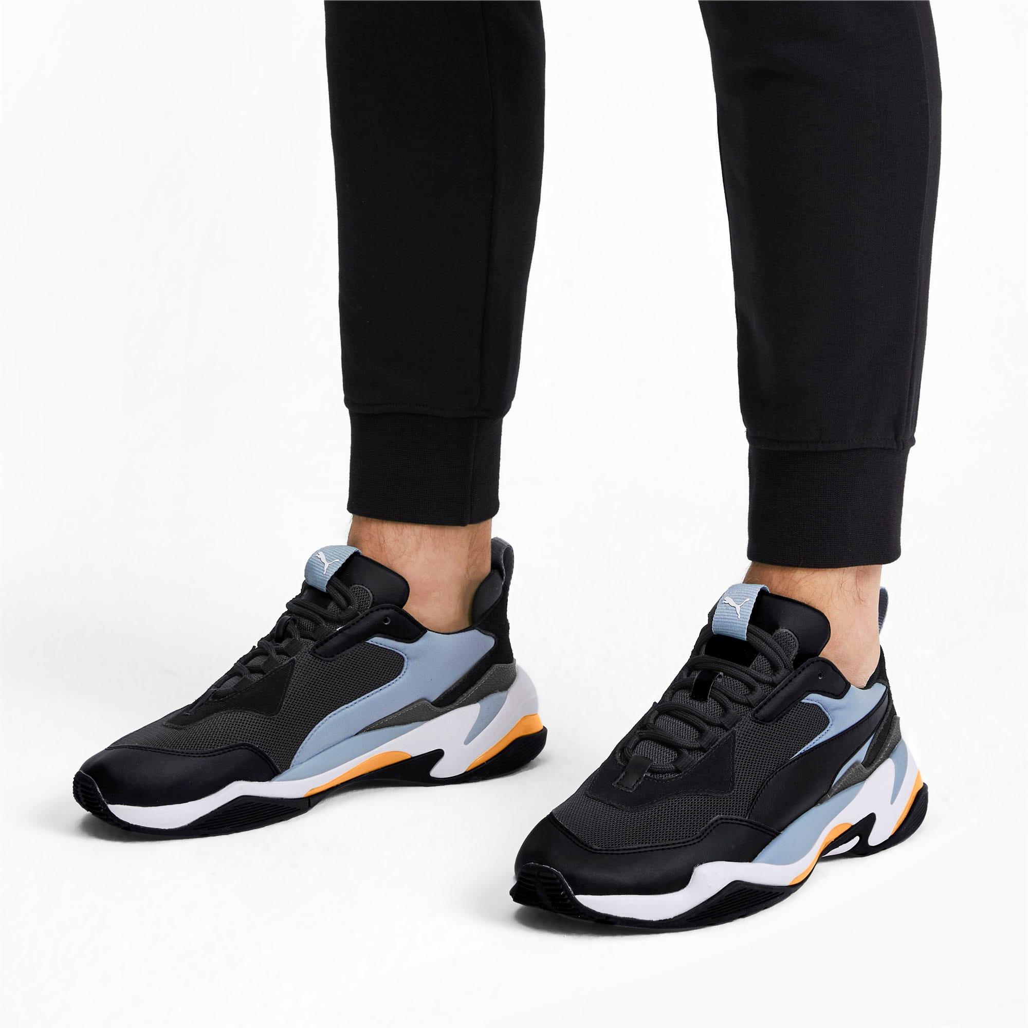 Thumbnail 2 of Thunder Fashion 2.0 sportschoenen, P Black-Faded Denim-P White, medium