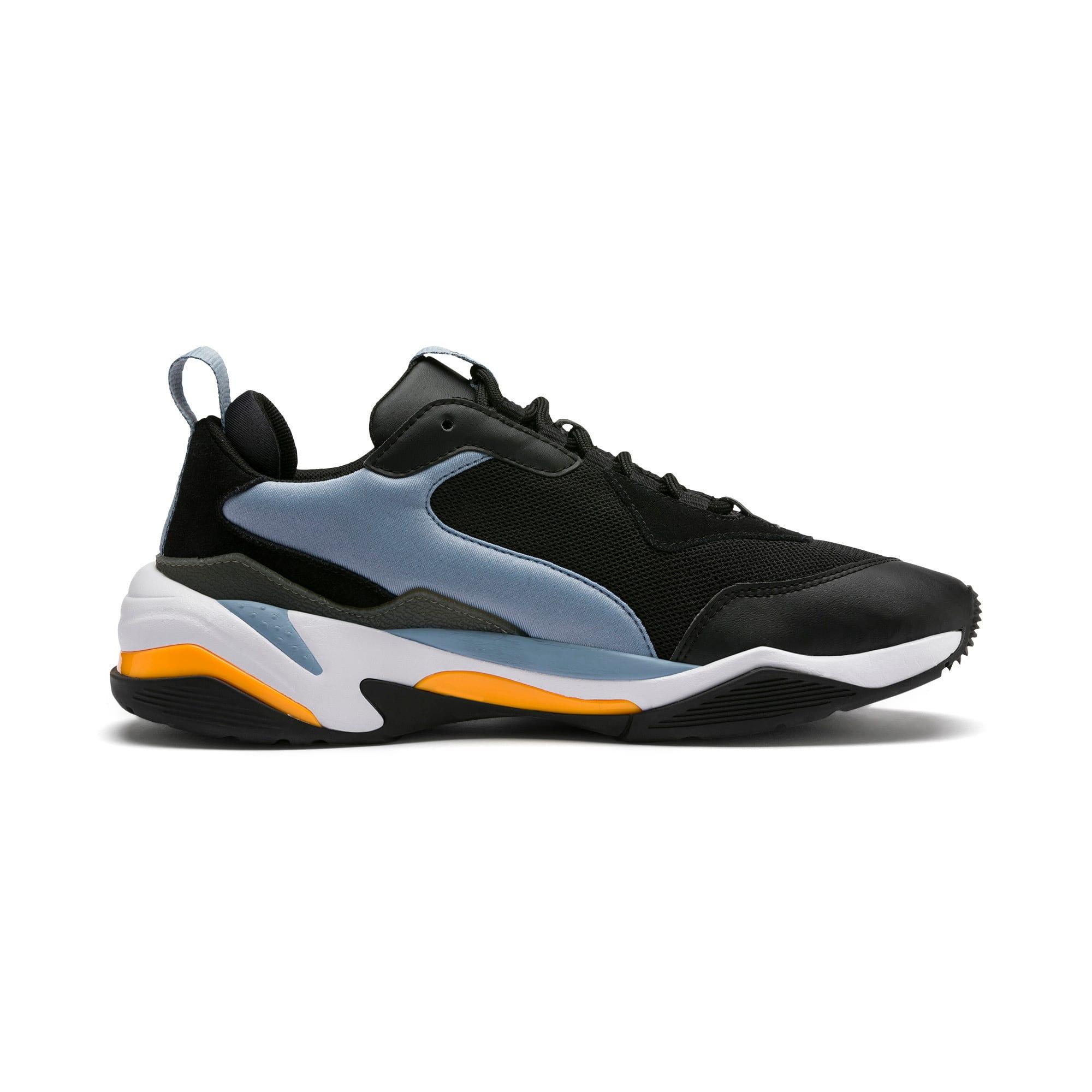 Thumbnail 6 of Thunder Fashion 2.0 sportschoenen, P Black-Faded Denim-P White, medium