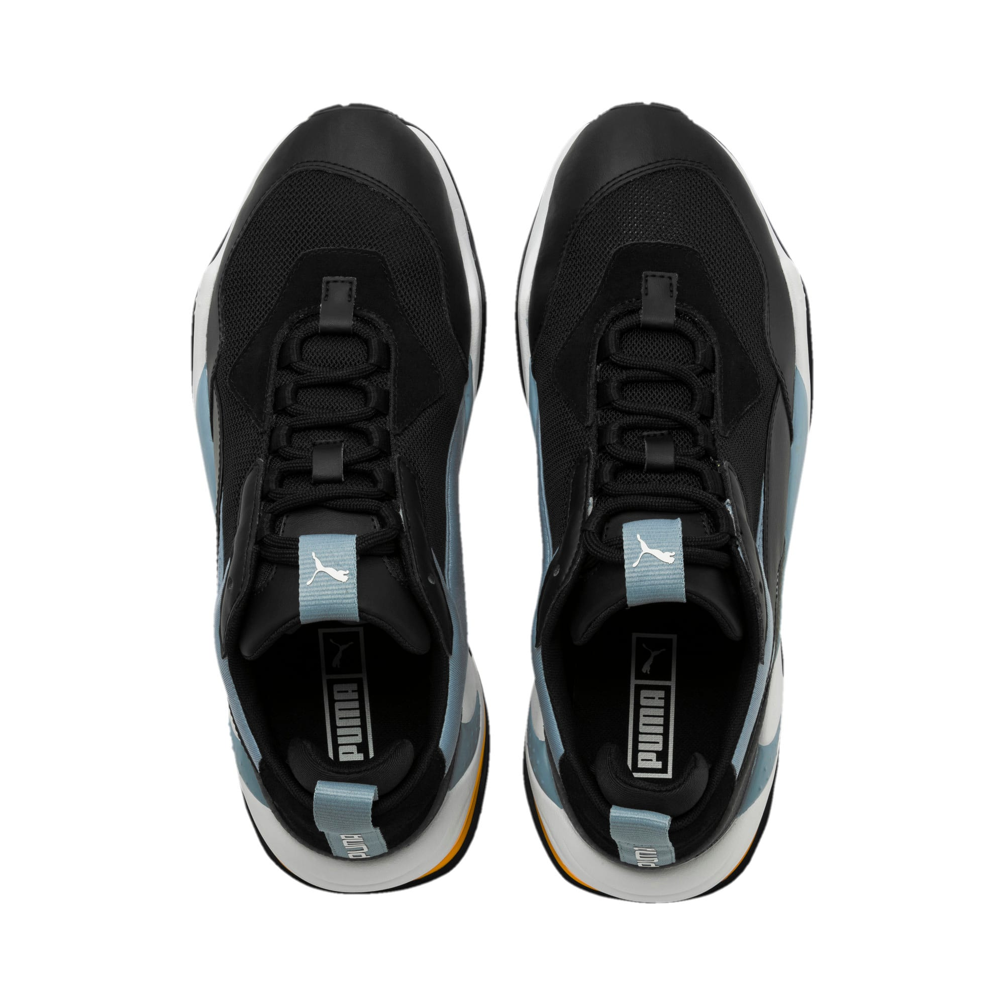 Thumbnail 7 of Thunder Fashion 2.0 sportschoenen, P Black-Faded Denim-P White, medium