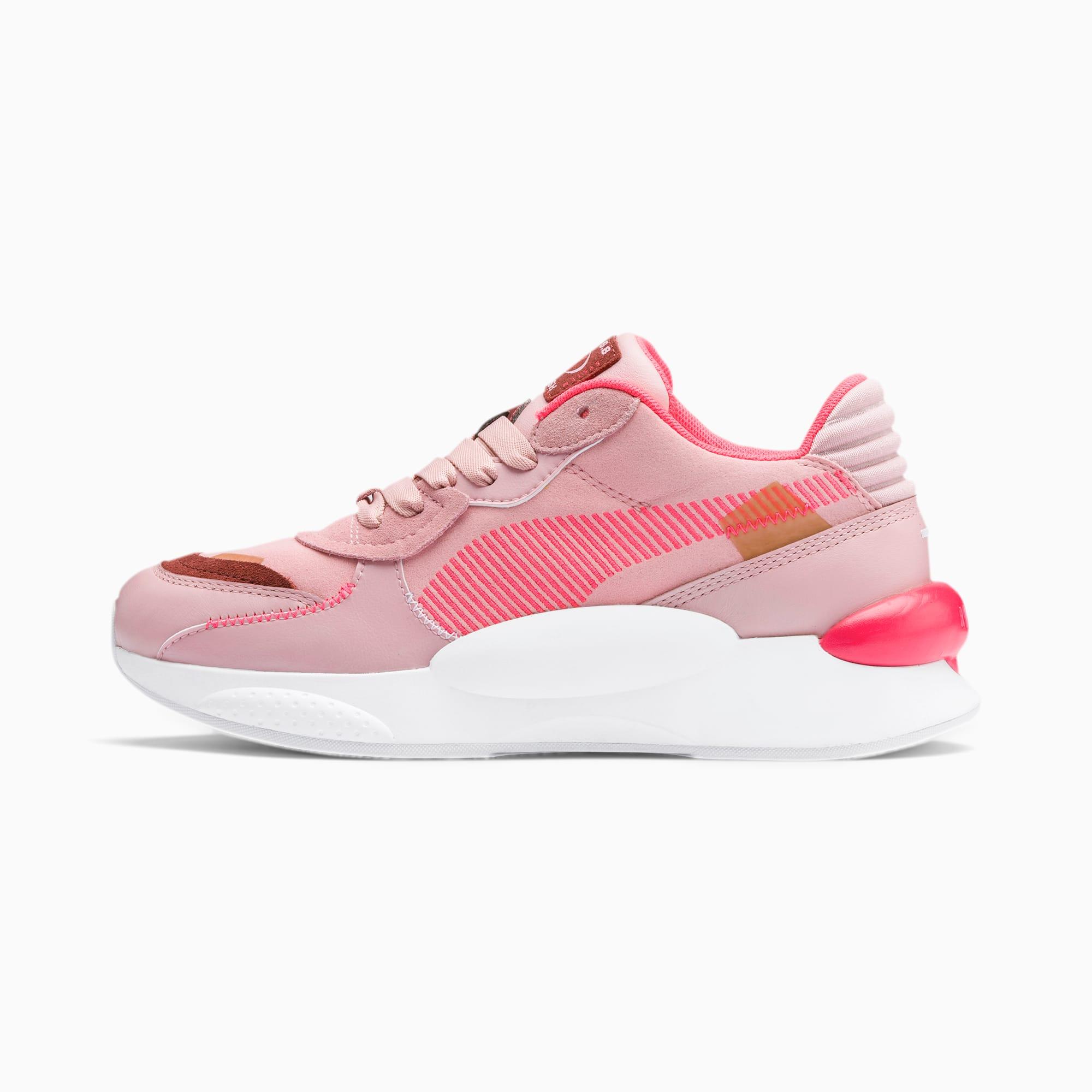 tenis puma rose femme