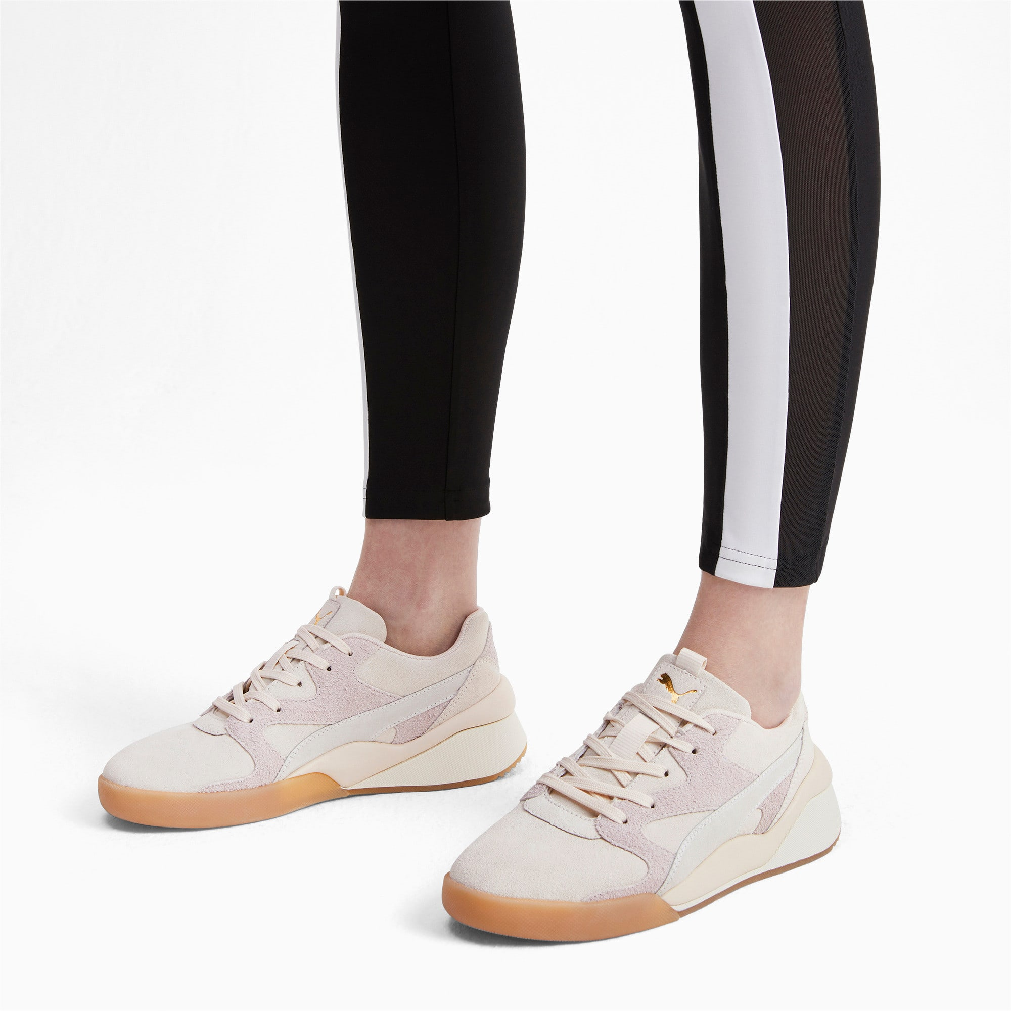 Thumbnail 2 of Aeon Rewind Women's Sneakers, Pastel Parchment, medium