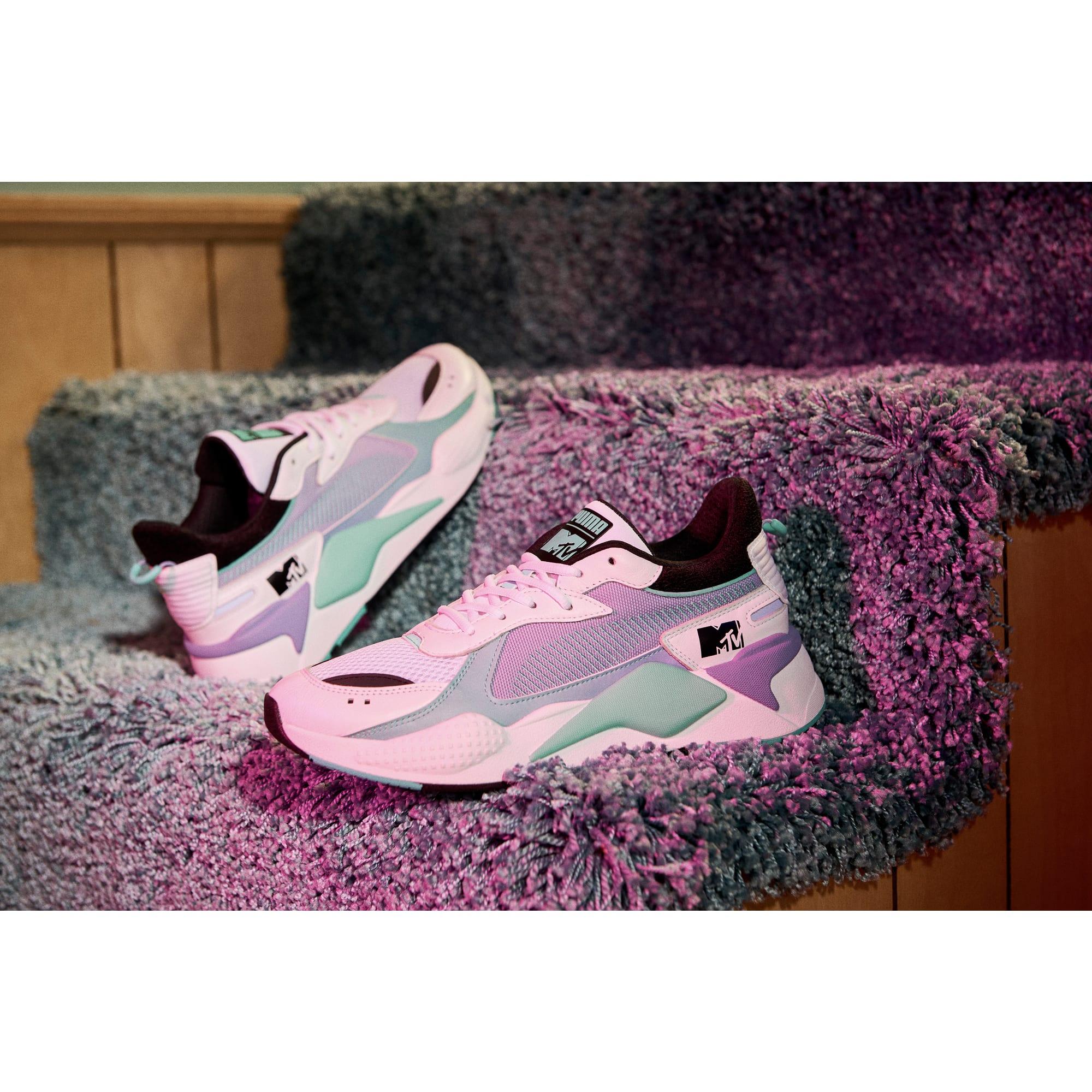 PUMA x MTV RS X Tracks Pastel 1 Trainers