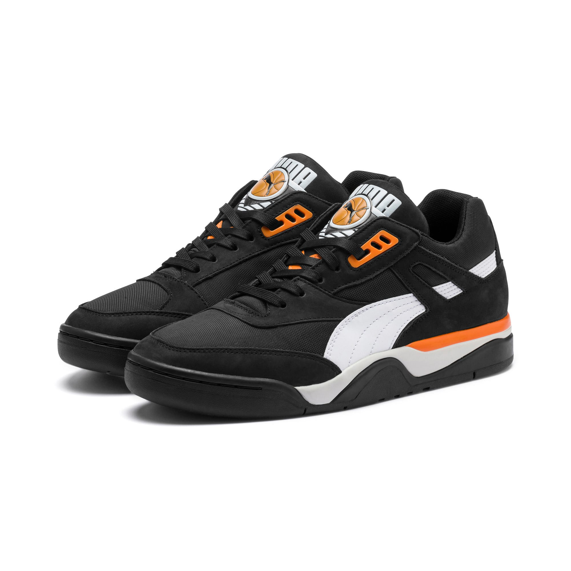 Thumbnail 2 van Palace Guard Bad Boys sportschoenen, Puma Black-Puma White-, medium
