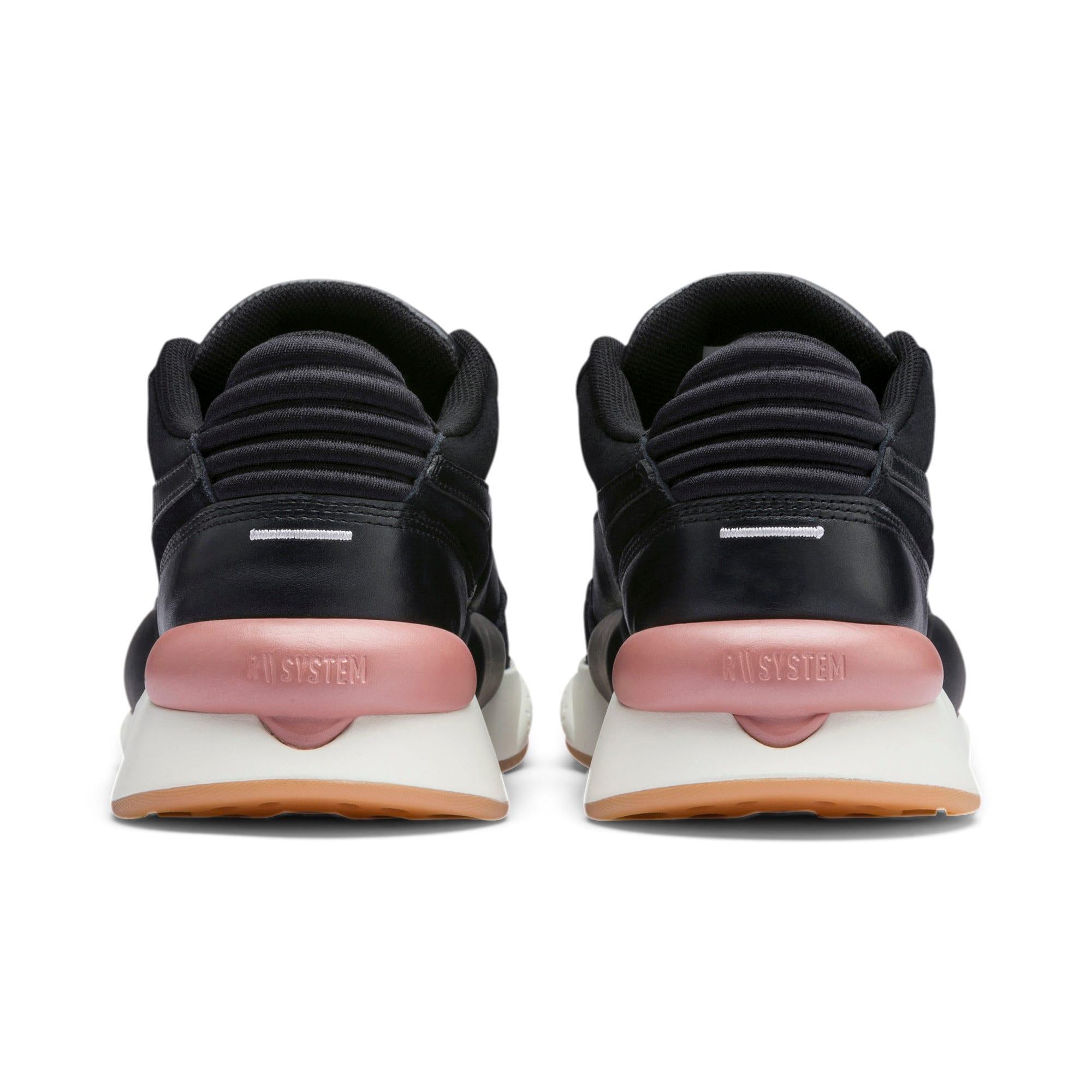 Thumbnail 4 of RS 9.8 Metallic Women's Sneakers, Puma Black Heather, medium