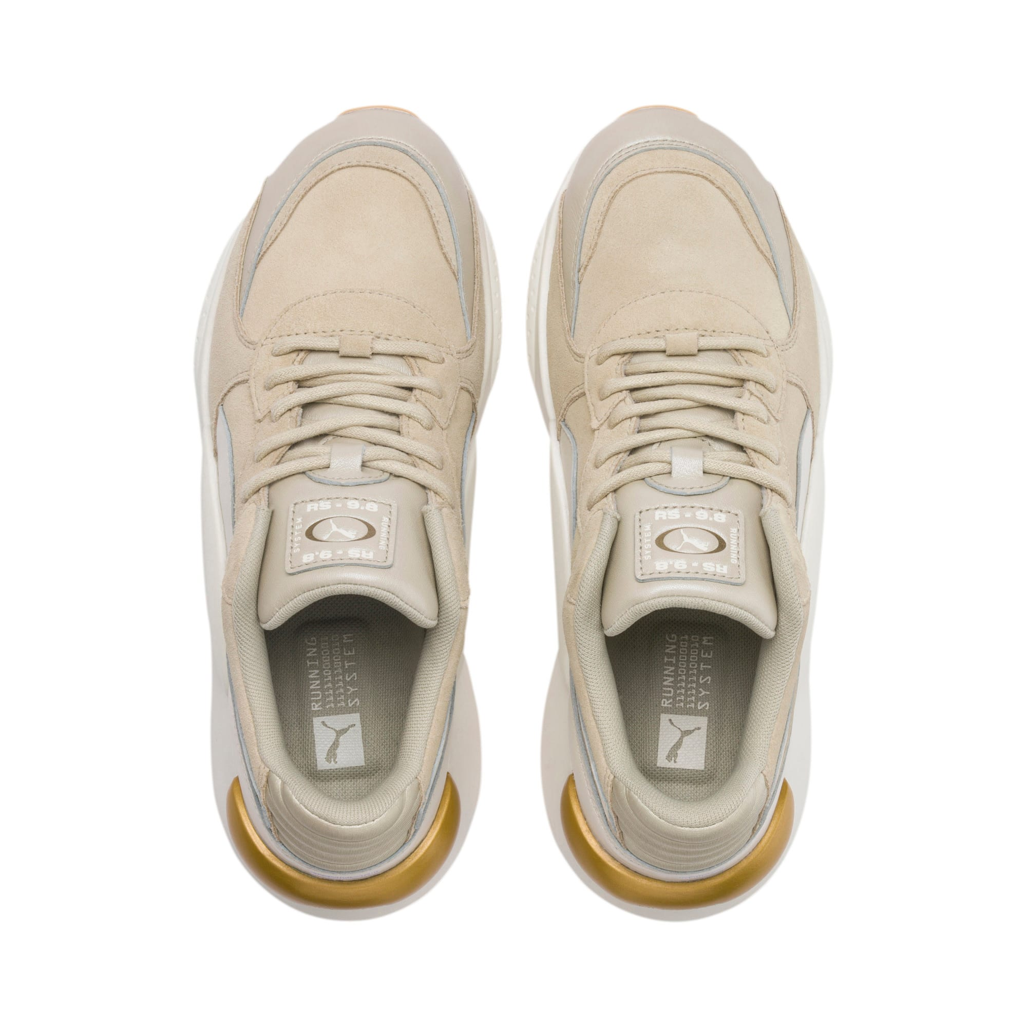 Thumbnail 7 of RS 9.8 Metallic Women's Sneakers, Overcast, medium