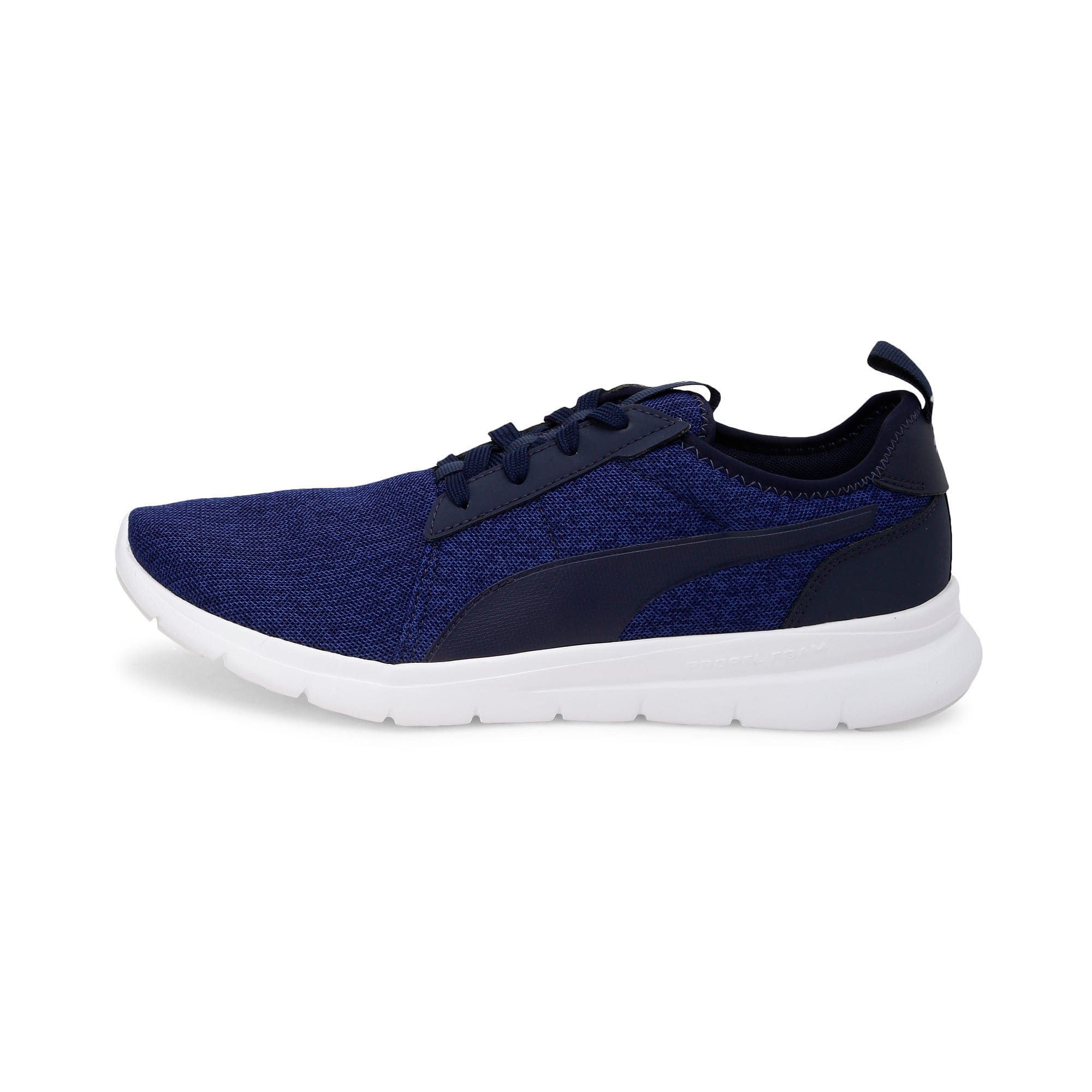 Flex Fresh Mesh Trainers, Peacoat-Galaxy Blue, large-IND