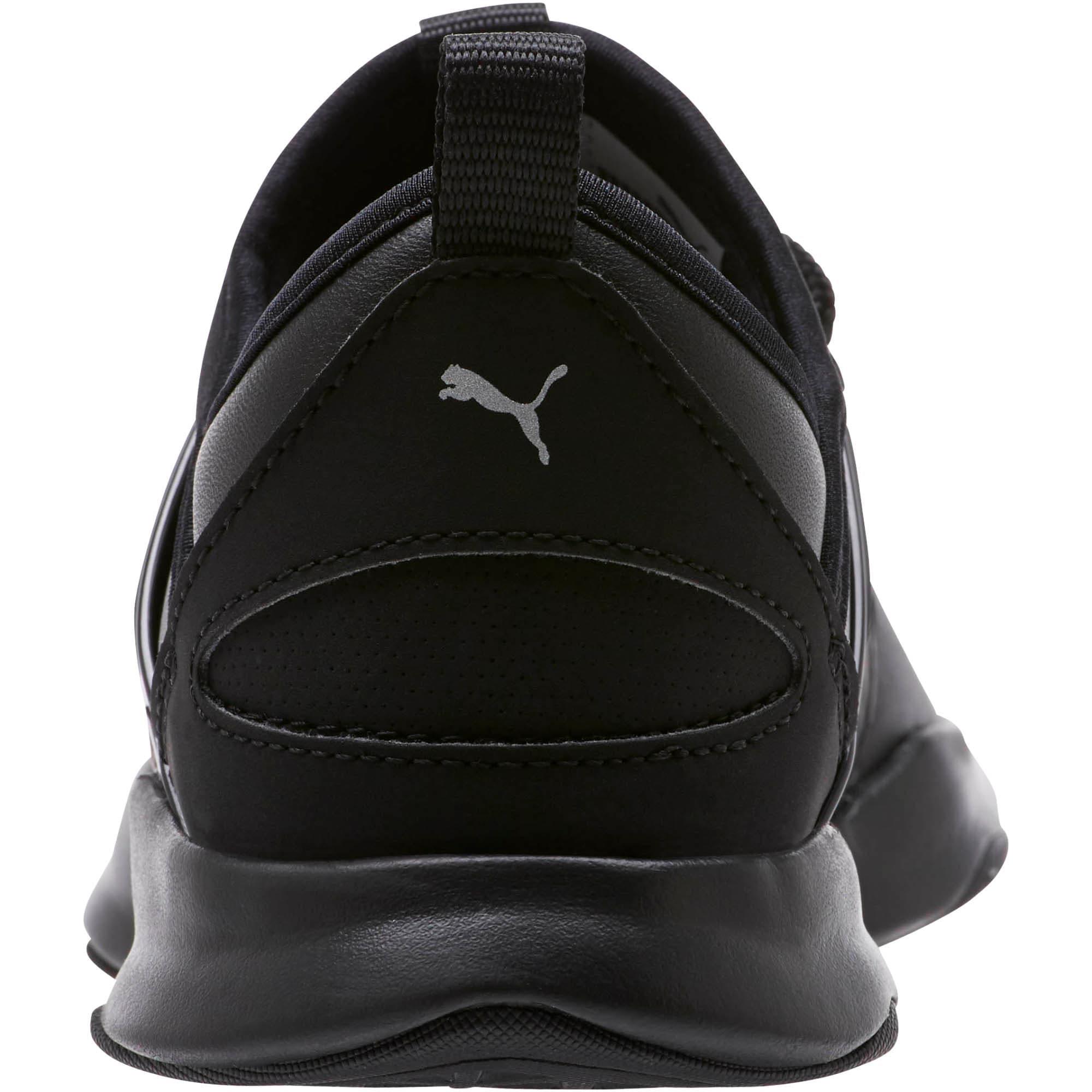 Thumbnail 4 of PUMA Dare Lace Women's Sneakers, P.Black-P.Black-P. Black, medium