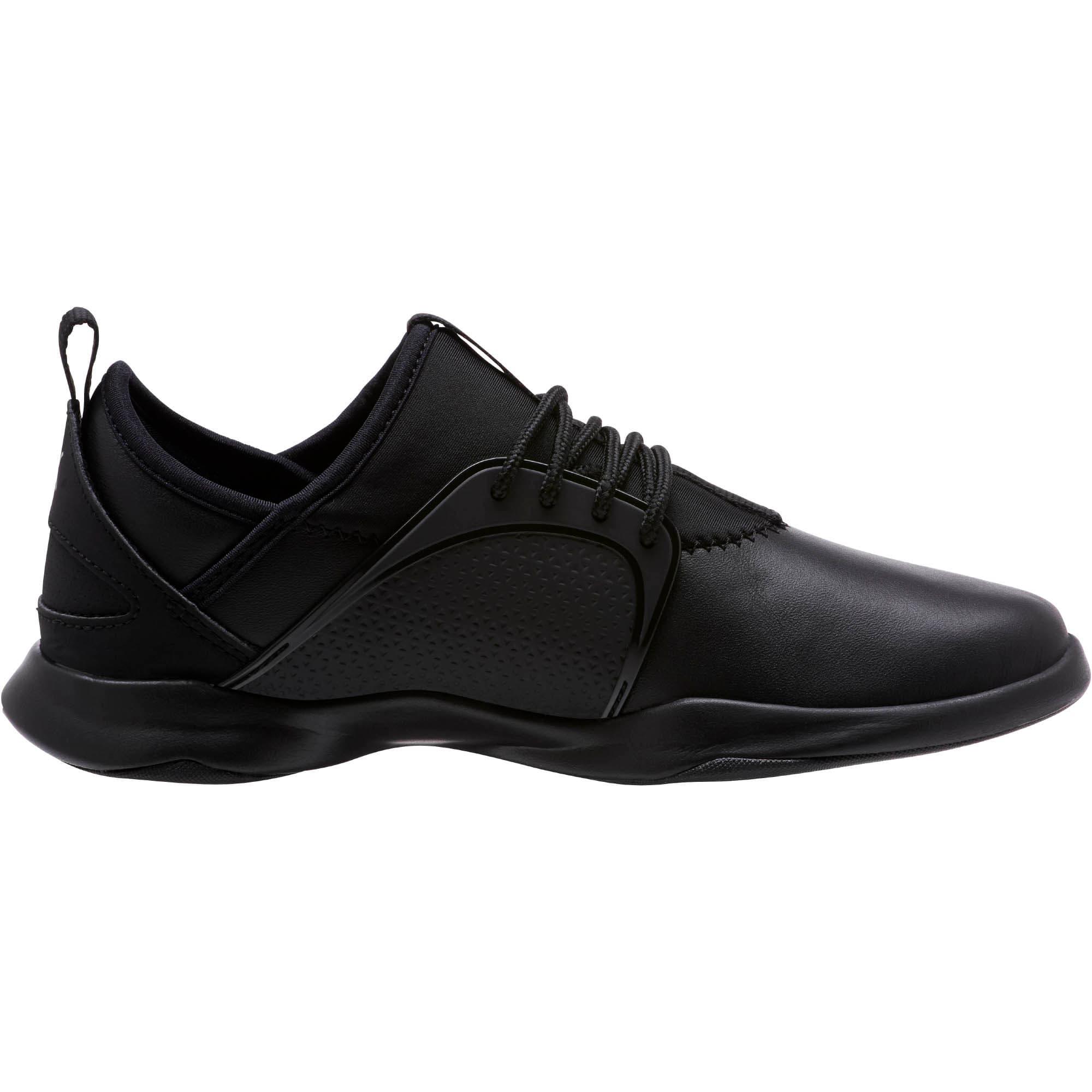 Thumbnail 3 of PUMA Dare Lace Women's Sneakers, P.Black-P.Black-P. Black, medium