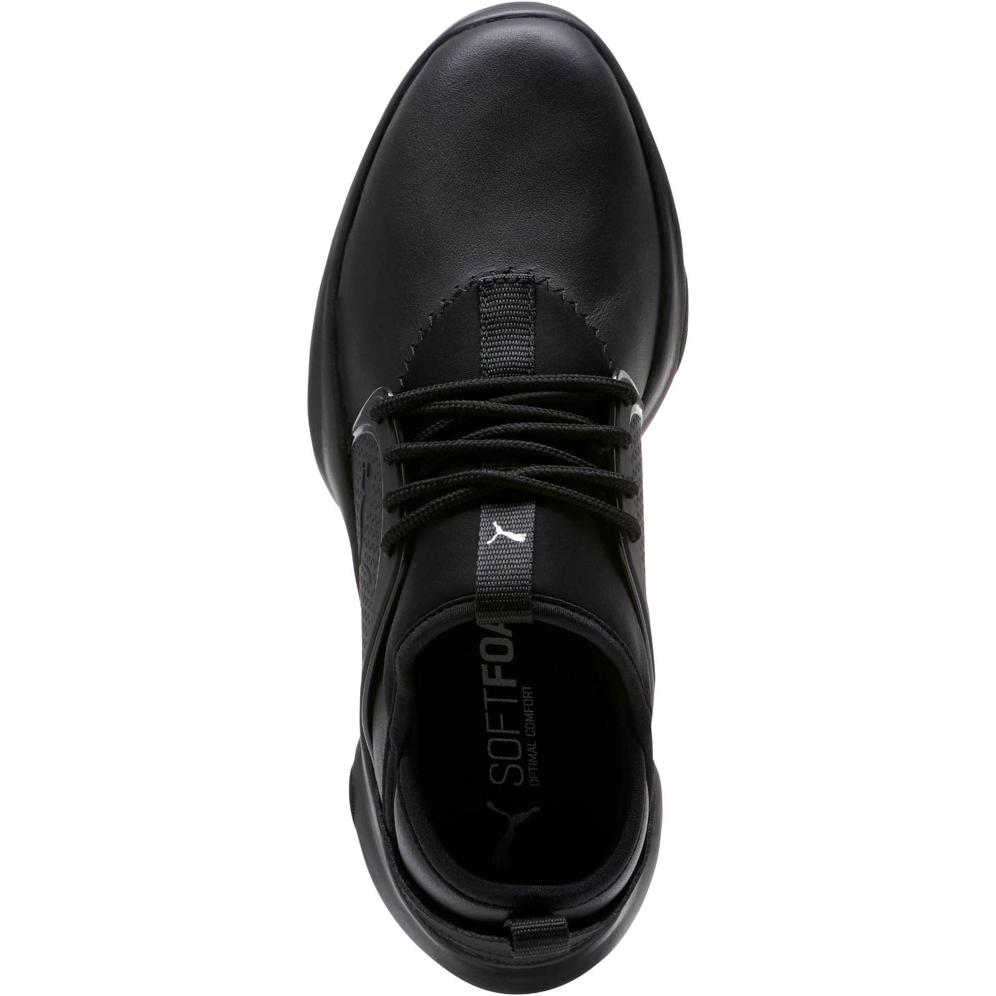 Thumbnail 5 of PUMA Dare Lace Women's Sneakers, P.Black-P.Black-P. Black, medium